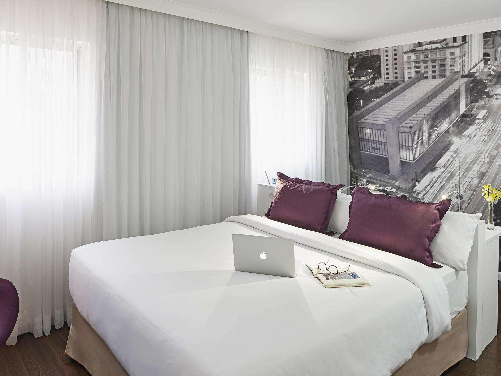 호텔 – Mercure São Paulo Paulista Hotel