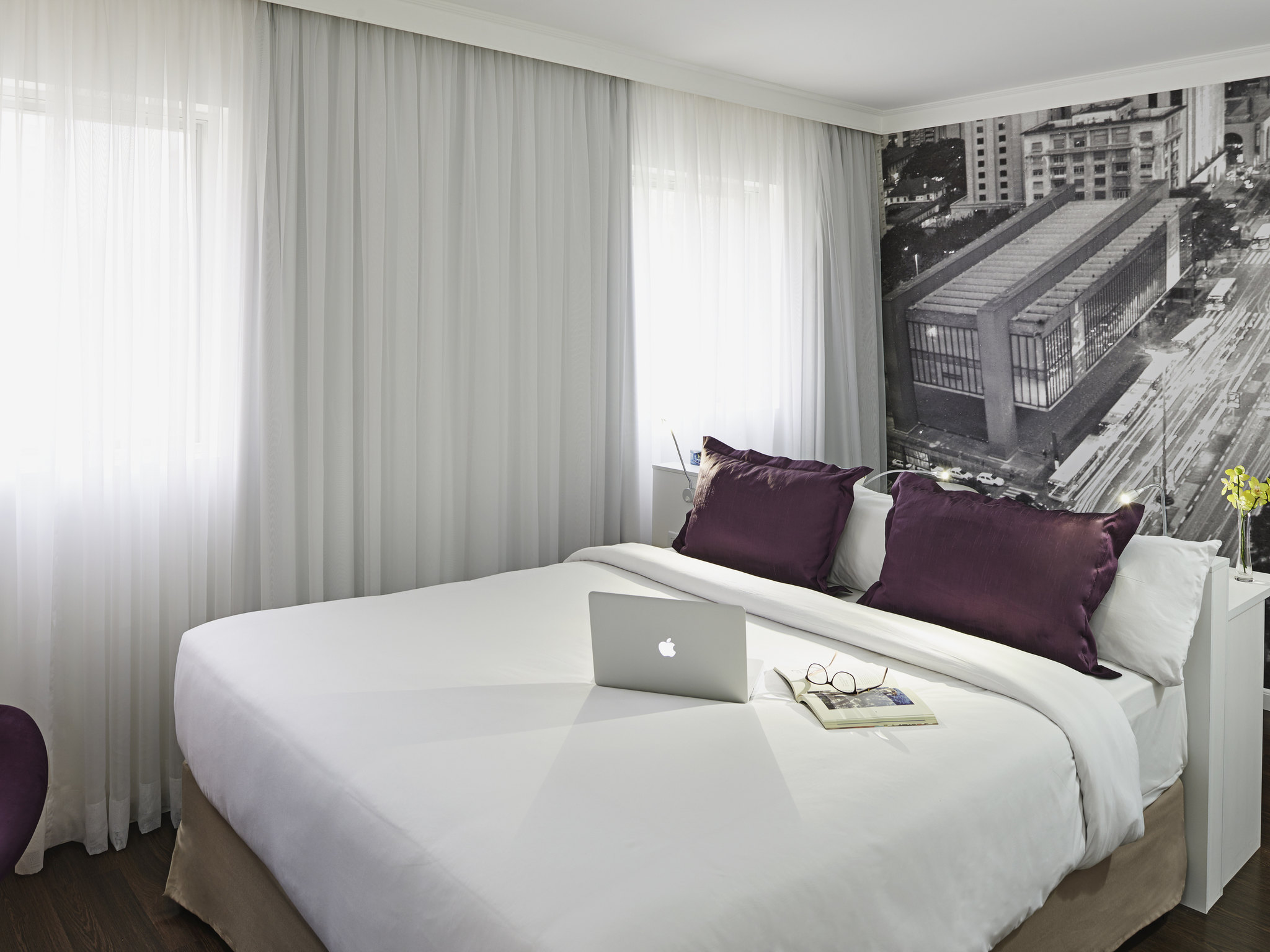 Hotel – Hotel Mercure São Paulo Paulista