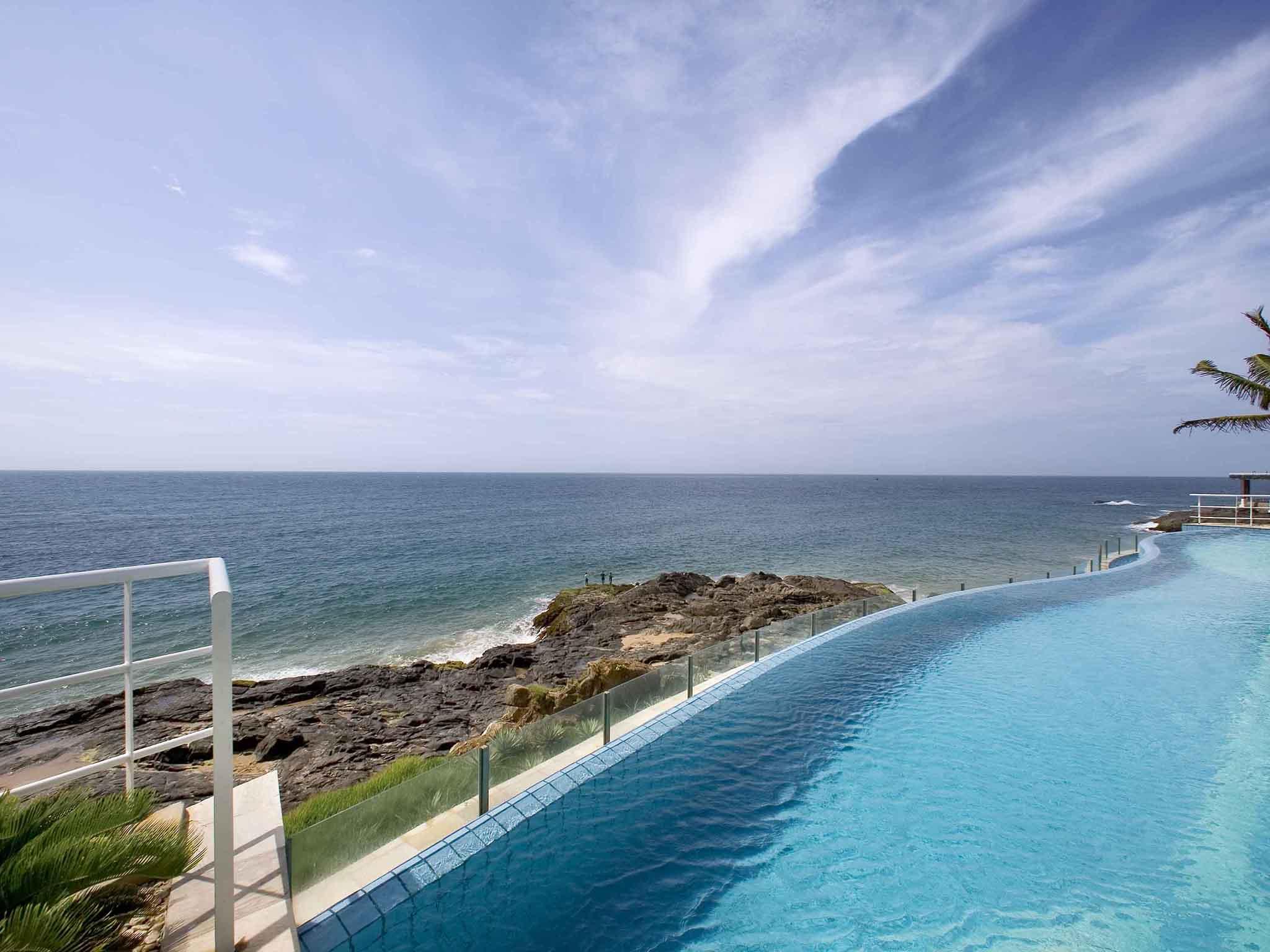 Mercure Salvador Rio Vermelho Hotel Book Your Hotel In