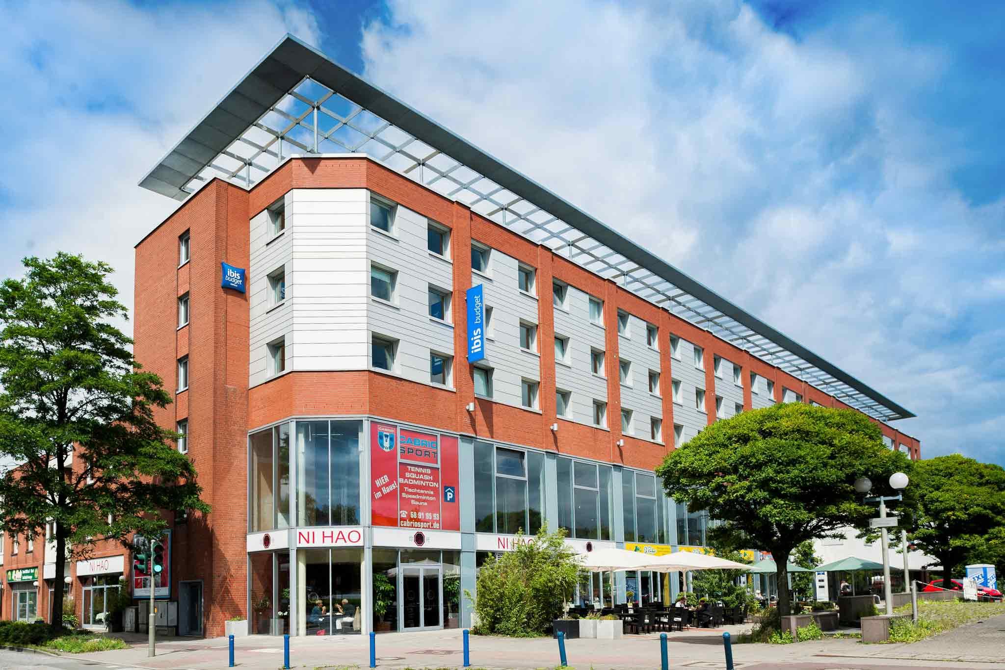 Hotell – ibis budget Hamburg City Ost