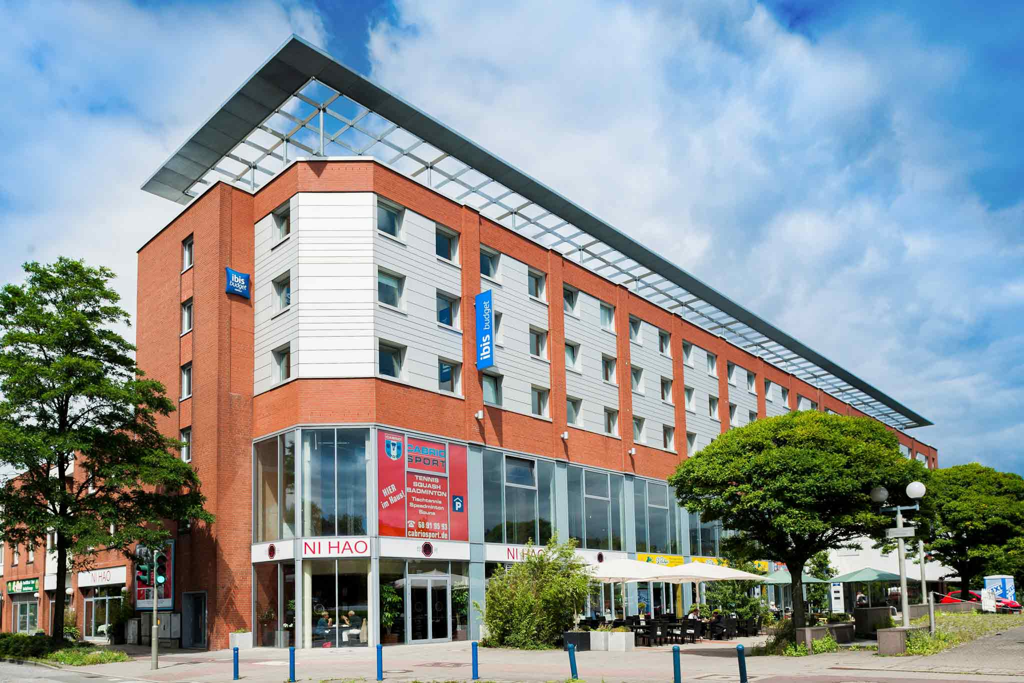 โรงแรม – ibis budget Hamburg City Ost