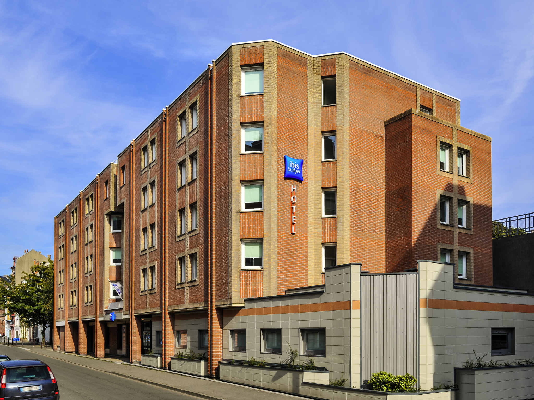 Hotell – ibis budget Lille Centre