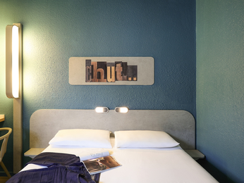 Chambres - ibis budget Lille Centre