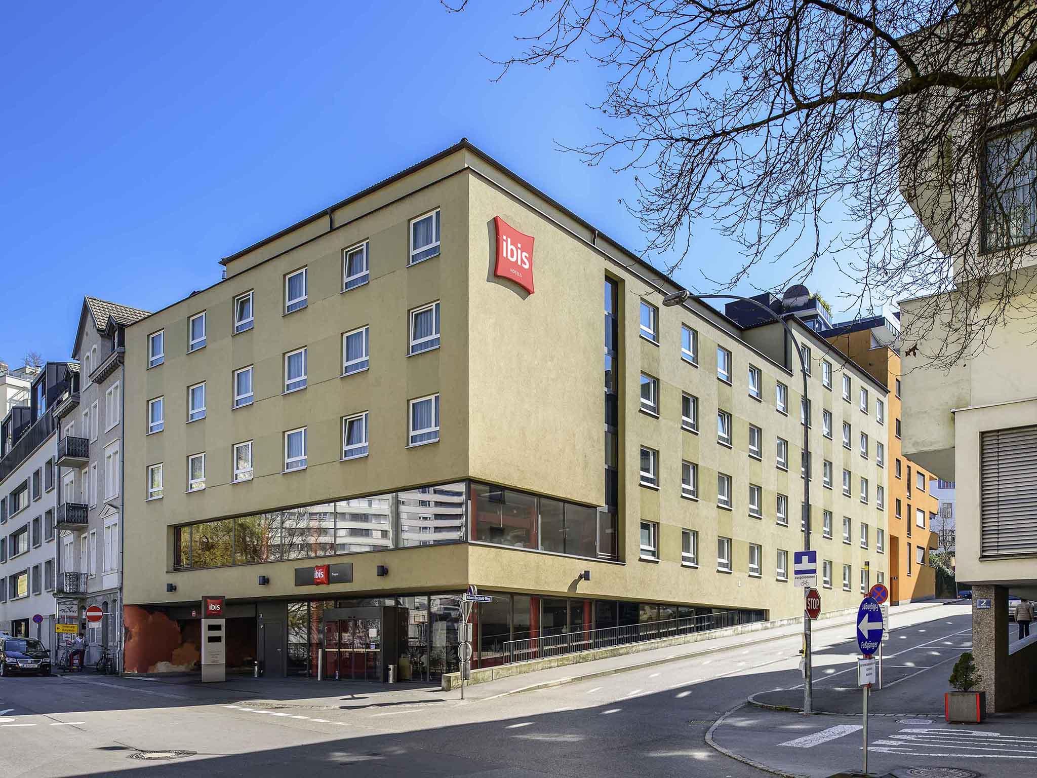 โรงแรม – ibis Bregenz