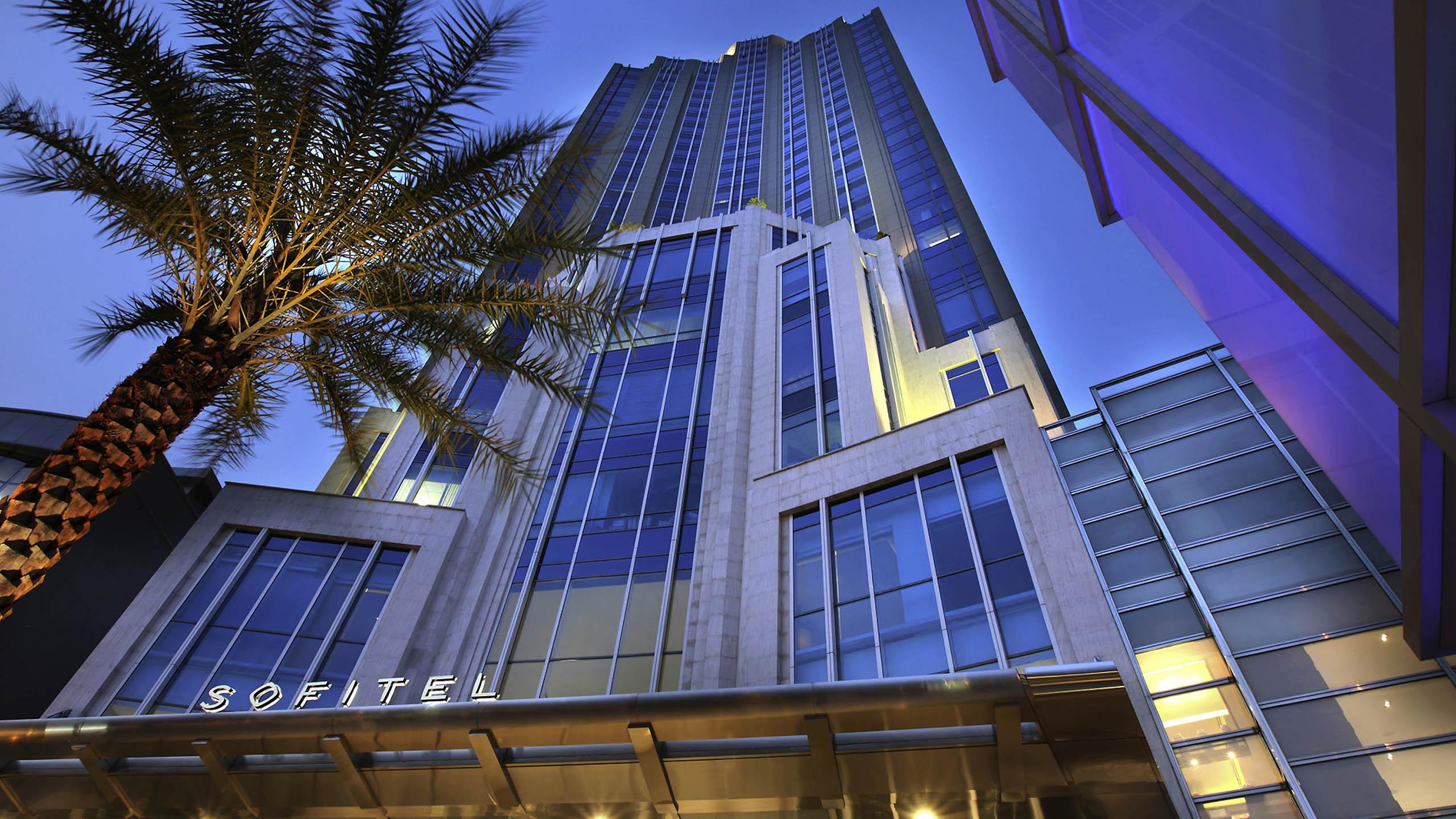 Luxury Hotel Bangkok Sofitel Bangkok Sukhumvit
