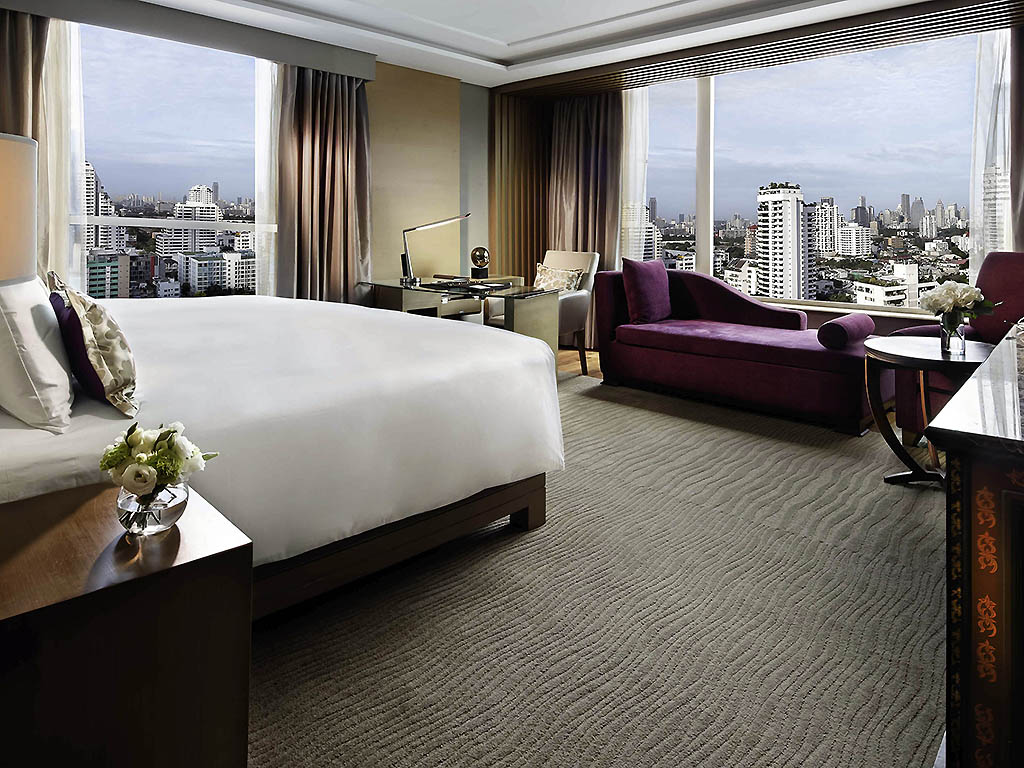 Luxury Room Club Millesime 1 King Size Bed
