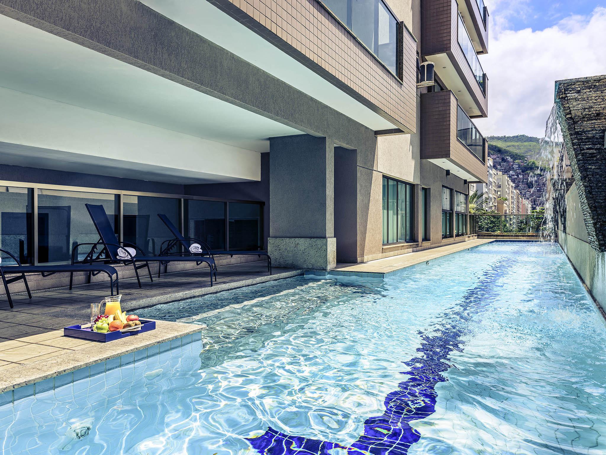 โรงแรม – Mercure Rio de Janeiro Arpoador Hotel