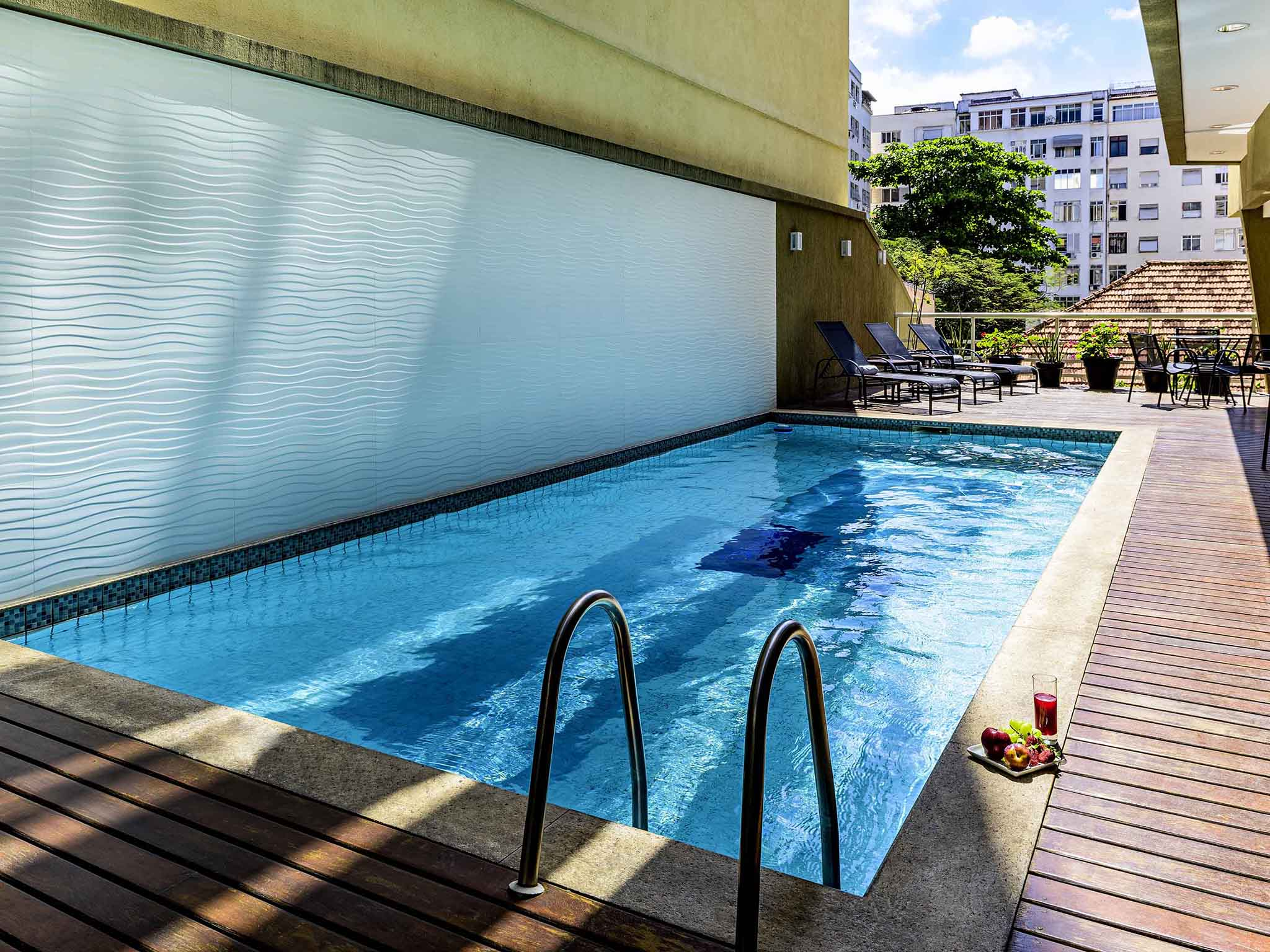 Hotel Aparthotel Adagio Rio De Janeiro Ipanema