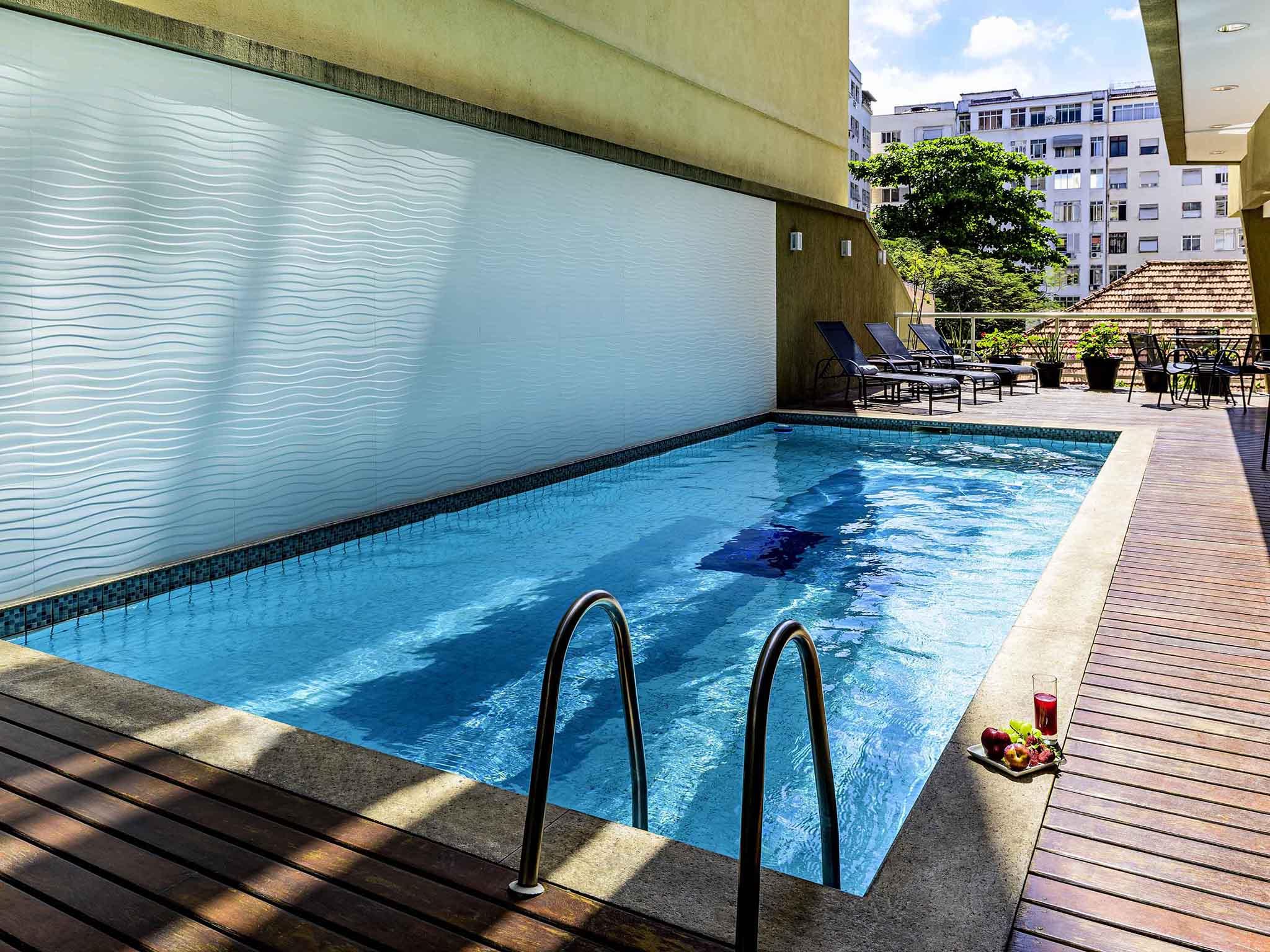 Отель — Aparthotel Adagio Рио-де-Жанейро Ипанема (бывший Mercure)