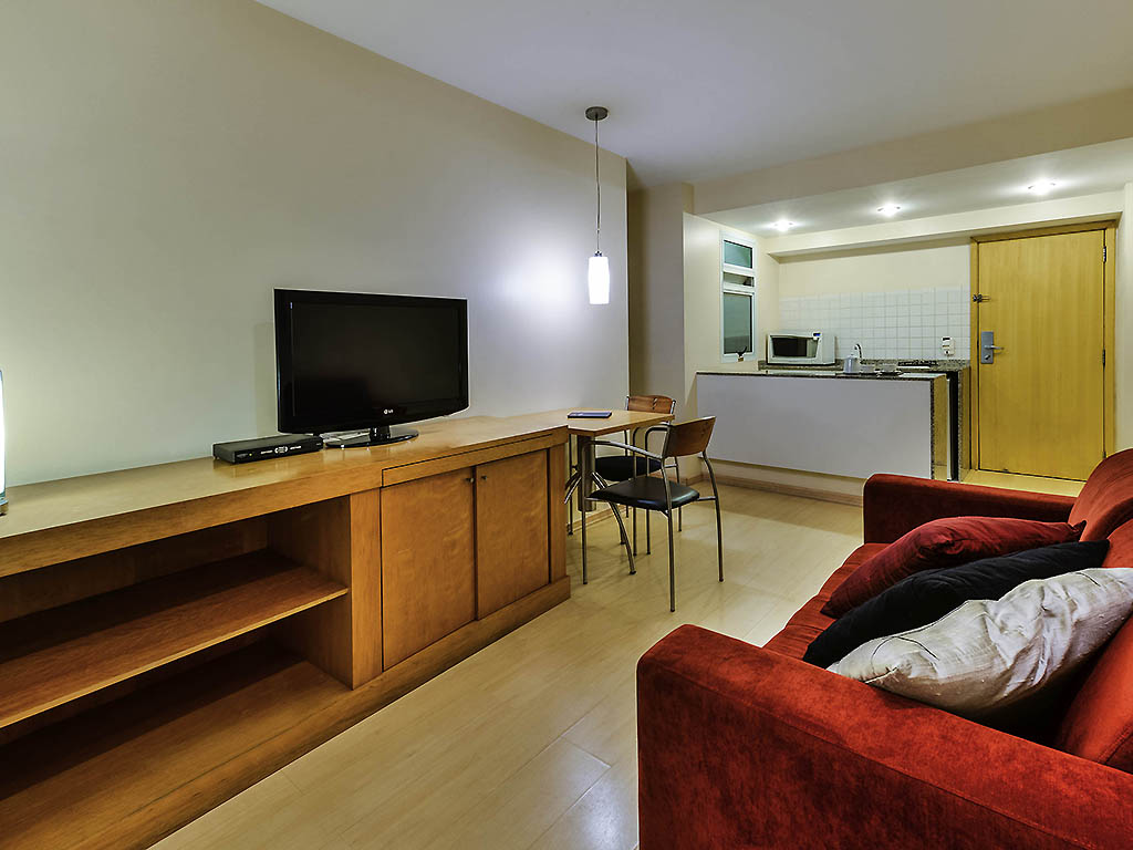 Standard Apartment with 1 bedroom for 4 people (double bed and sofa bed)