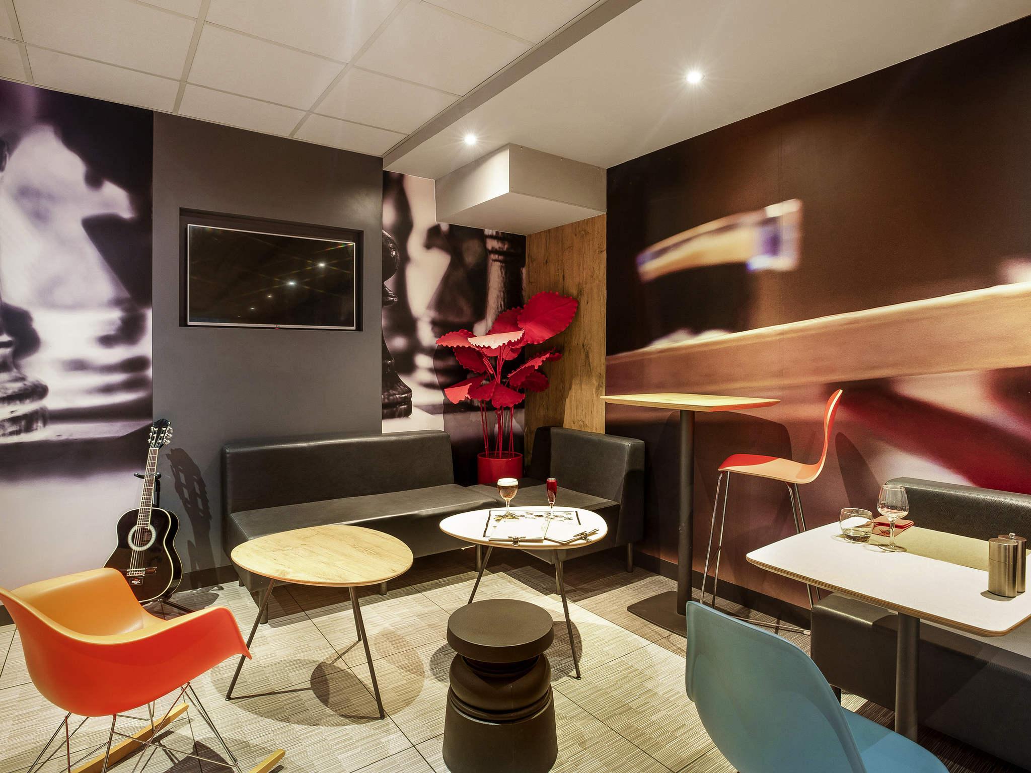 Hotel in LORIENT ibis Lorient Centre Gare