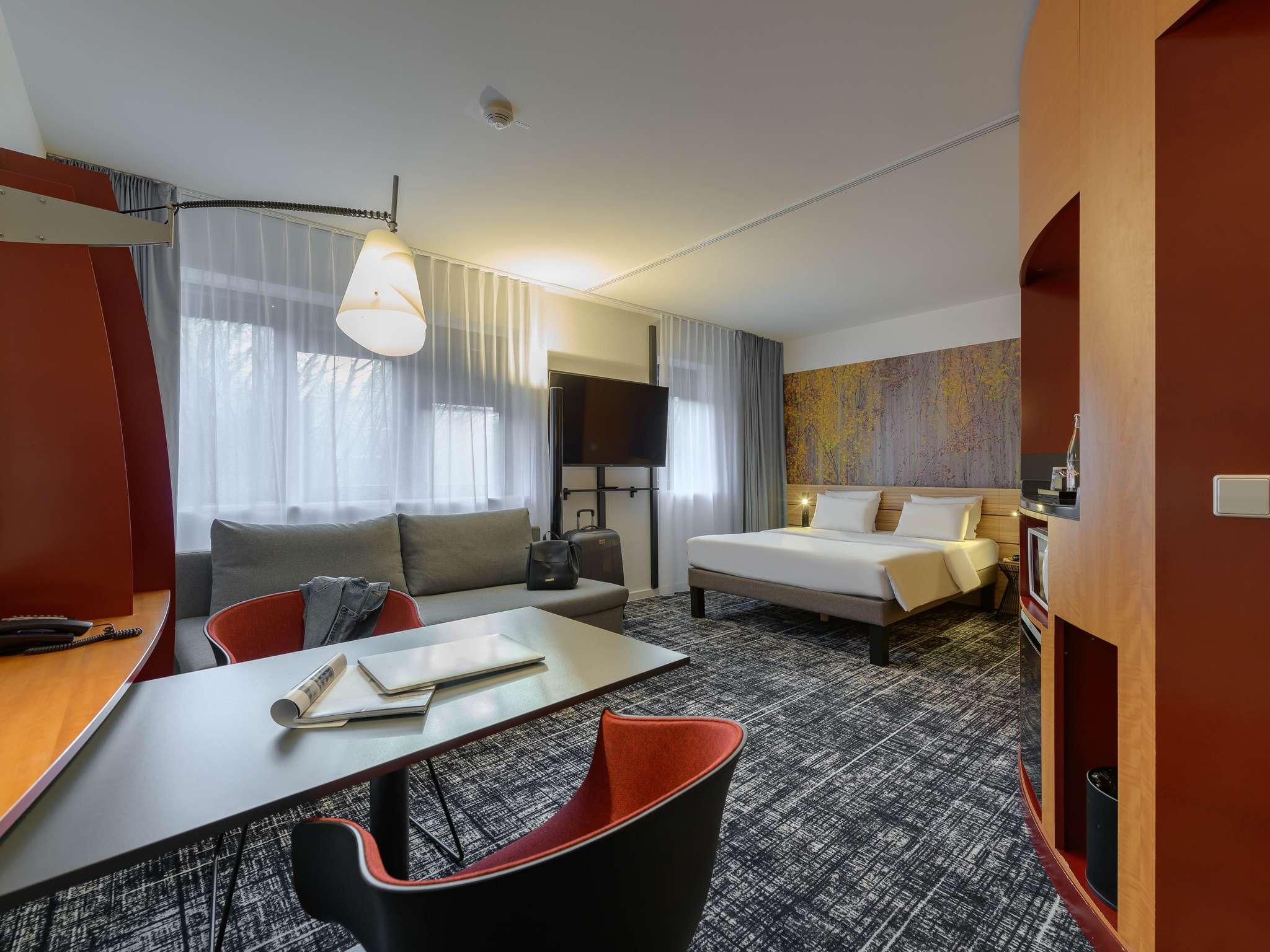 Hotel – Novotel Suites Munich Parkstadt Shwabing