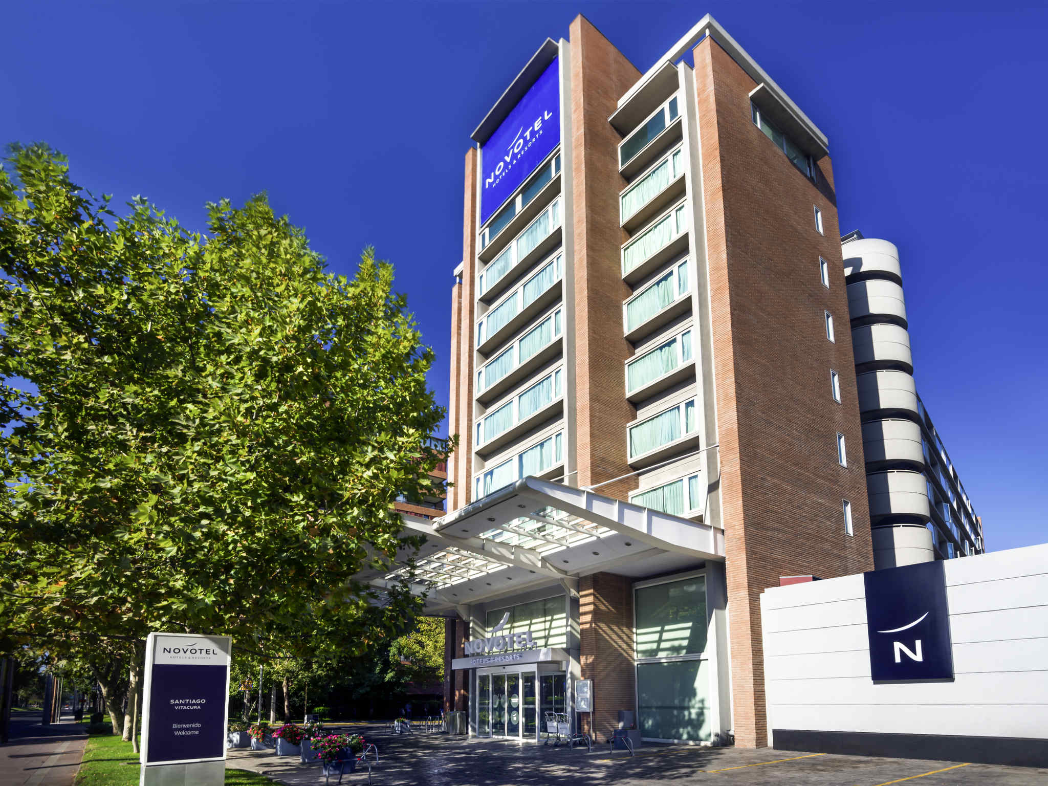 酒店 – 圣地亚哥维塔库拉诺富特酒店