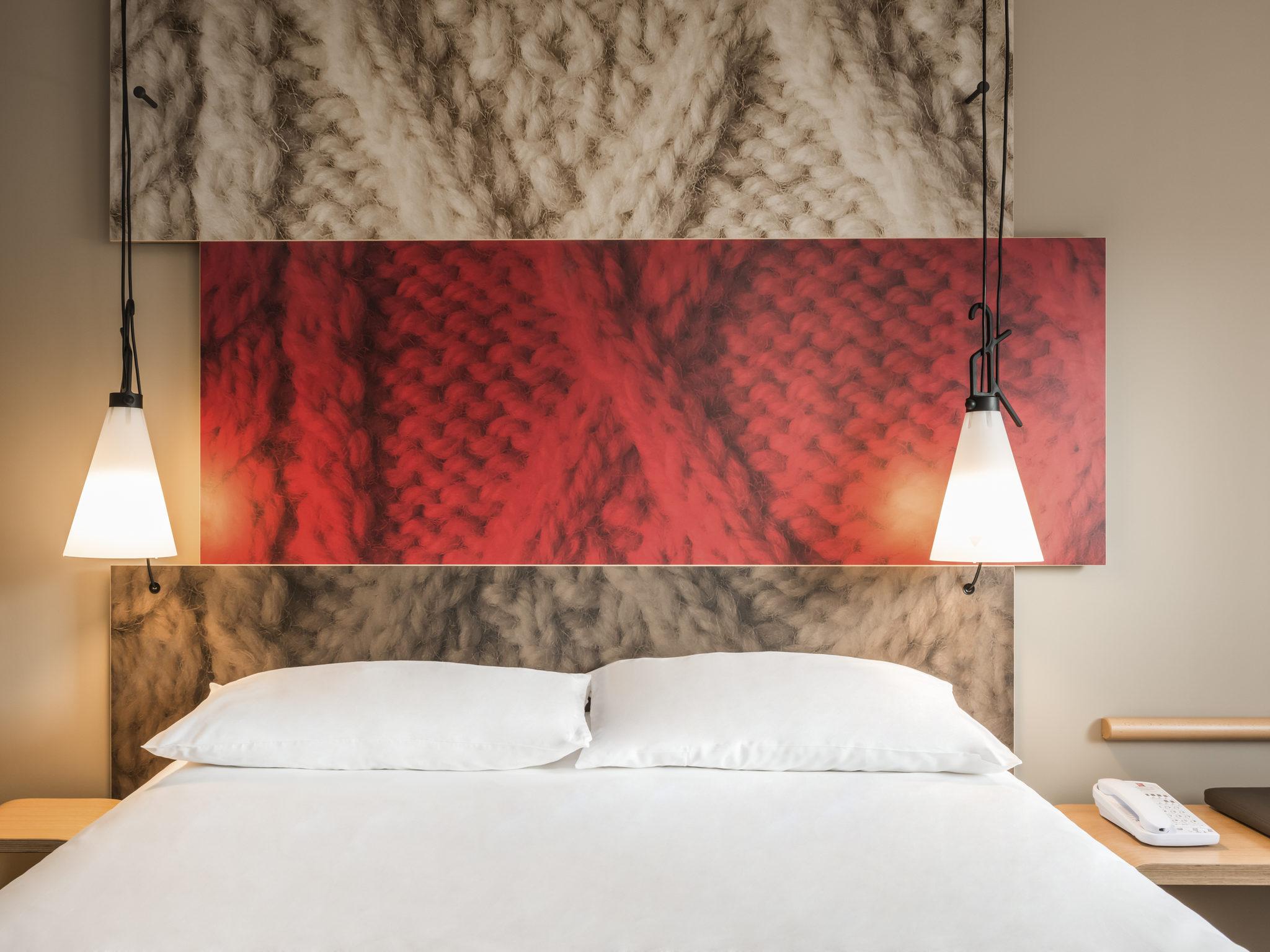 Hotell – ibis Lyon Caluire Cité Internationale