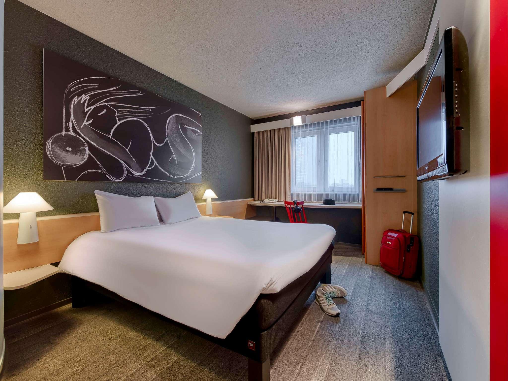 Отель — ibis Мюнхен Парк Швабинг
