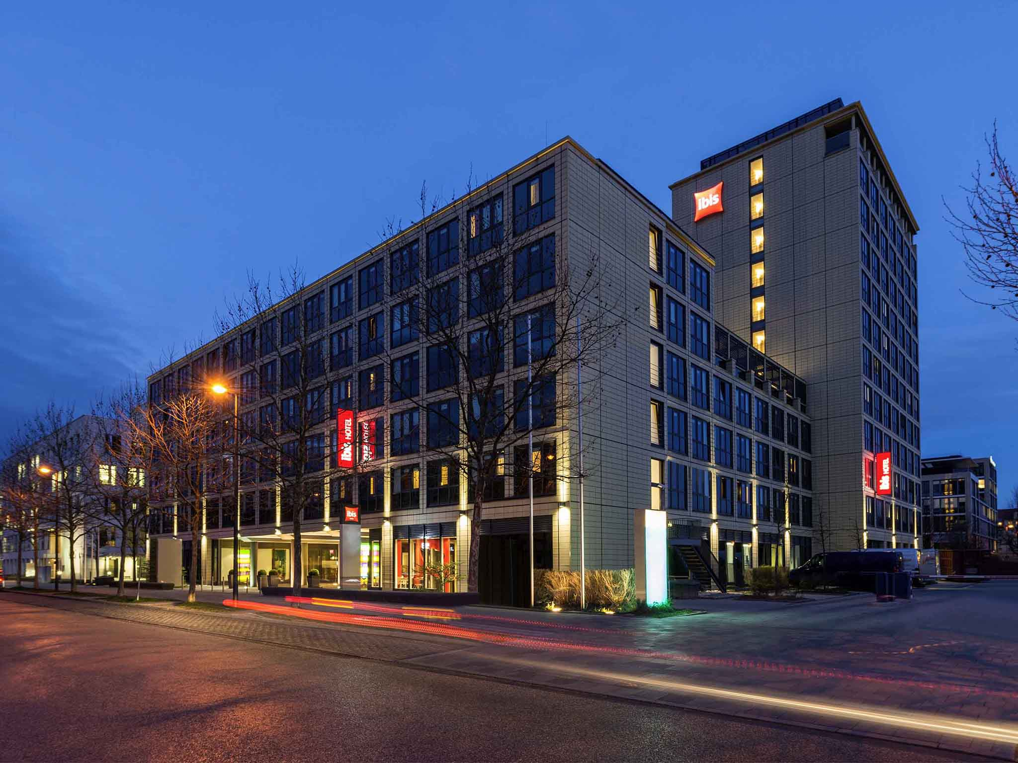 Hotel - ibis Munich Parkstadt Schwabing