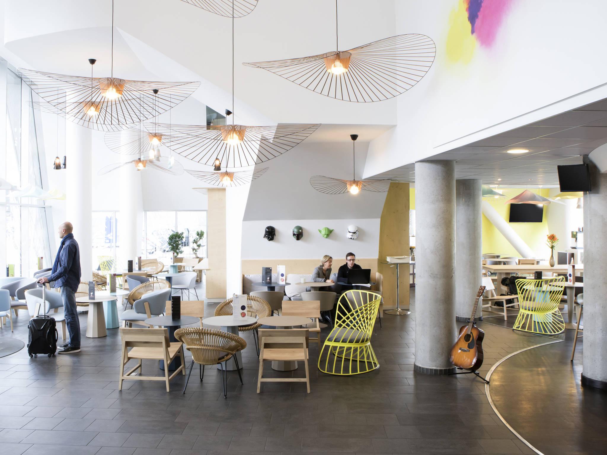 Отель — Novotel Suites Гар Лилль Европа