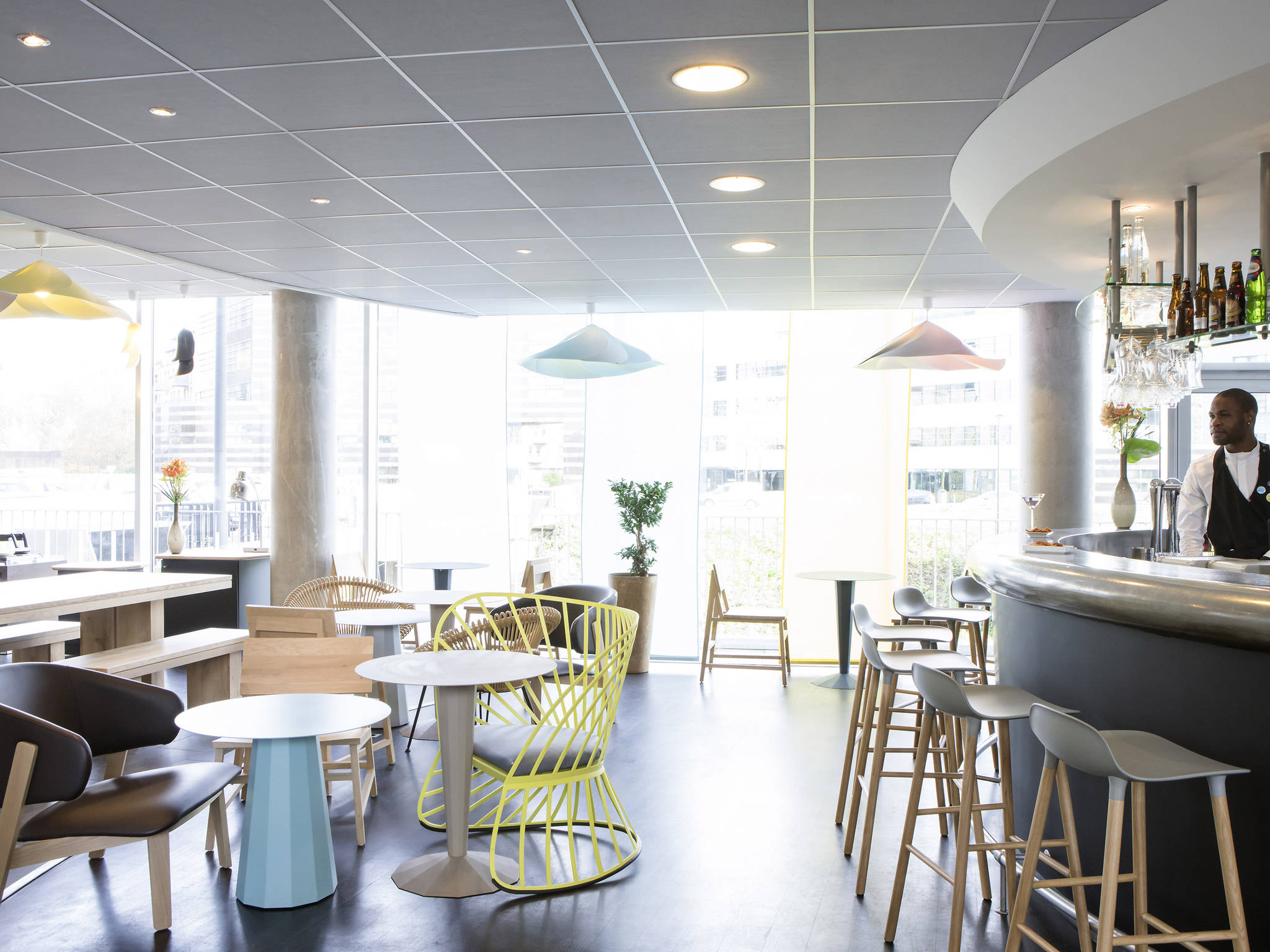 Le Comptoir 126 Lille hotel in lille - novotel suites gare lille europe