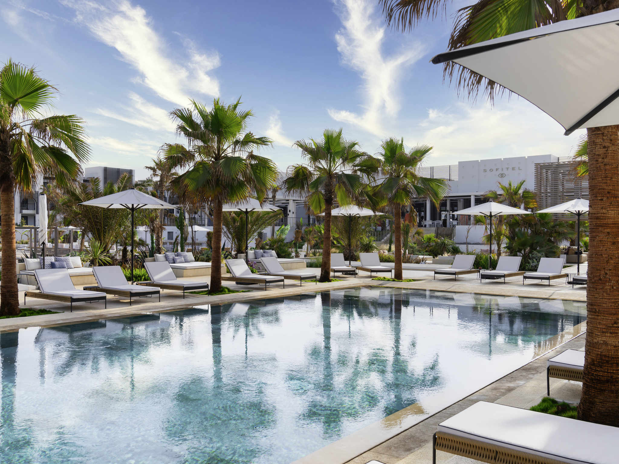 Отель — Sofitel Agadir Thalassa sea & spa