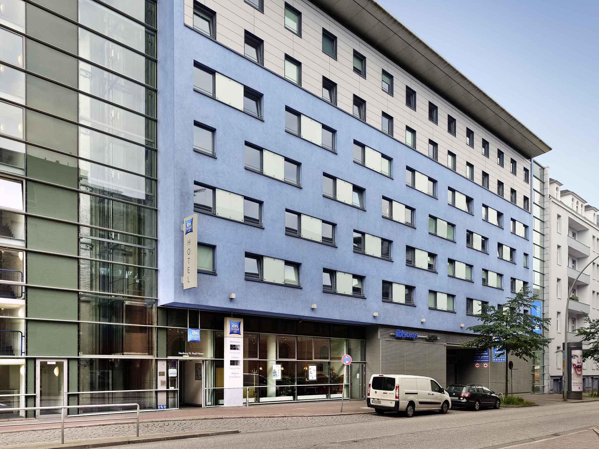 فندق - إيبيس بدجت ibis budget هامبورغ سانت بولي ميسي