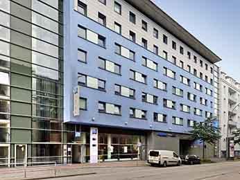 Hamburg St Pauli Cheap Hotel