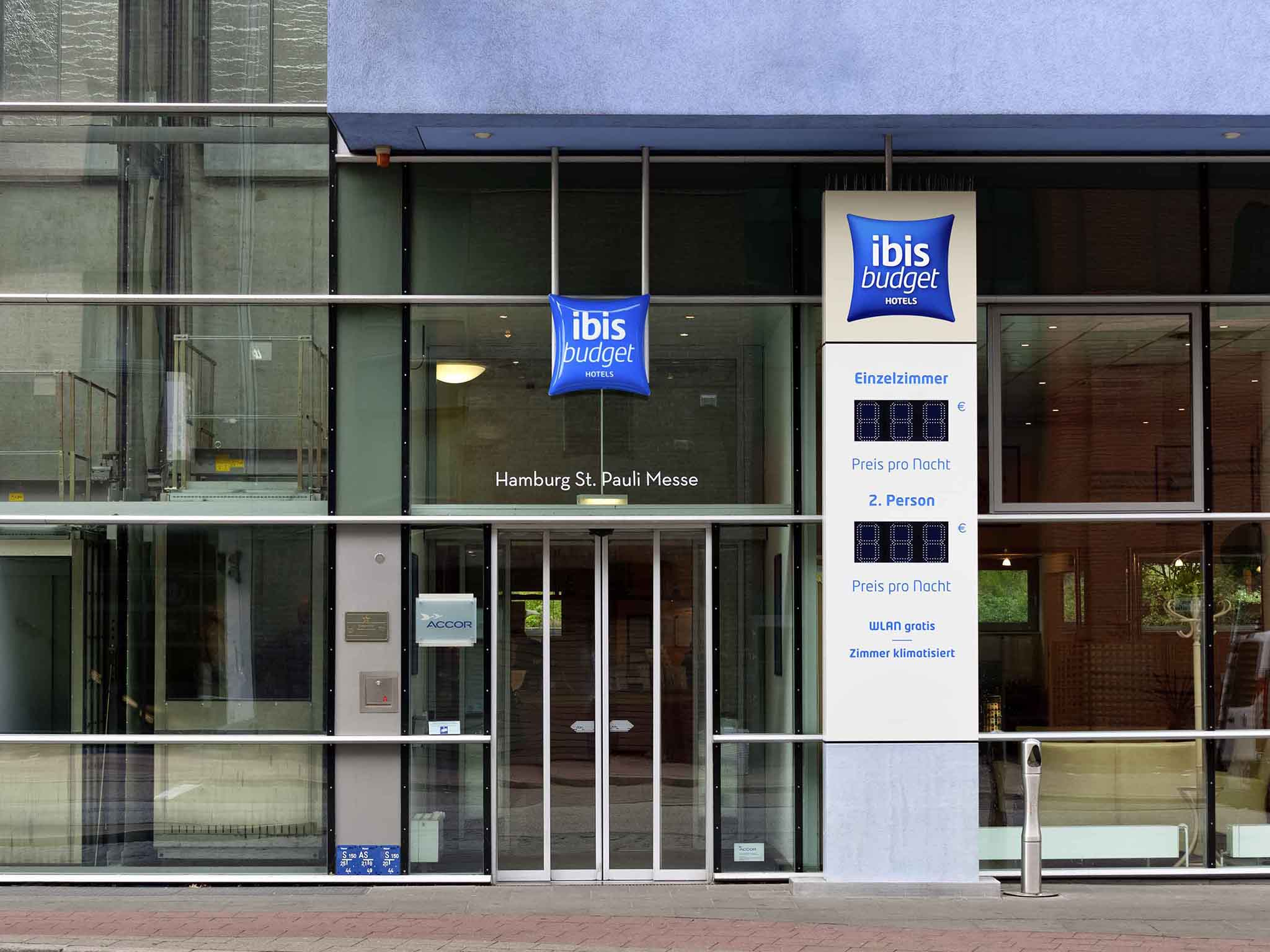 hotel ibis budget hamburg st pauli messe book now wifi. Black Bedroom Furniture Sets. Home Design Ideas