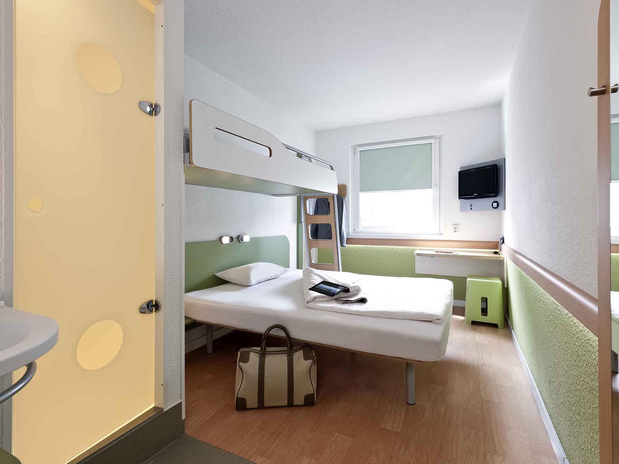 Ibis Hotel Budget Hamburg St Pauli