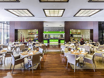 Restoran - Novotel World Trade Centre Dubai