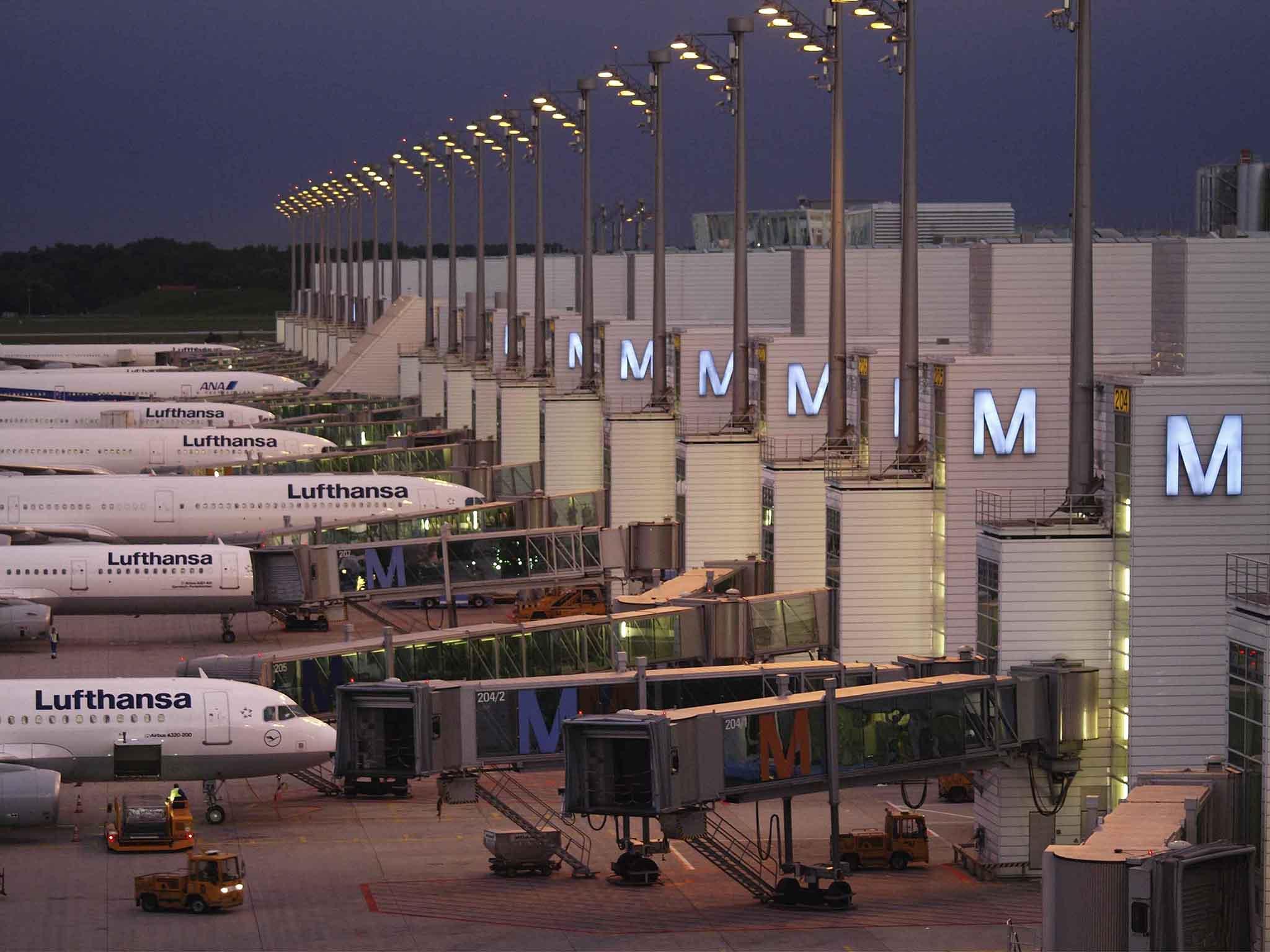 Mercure Hotel Flughafen Munchen