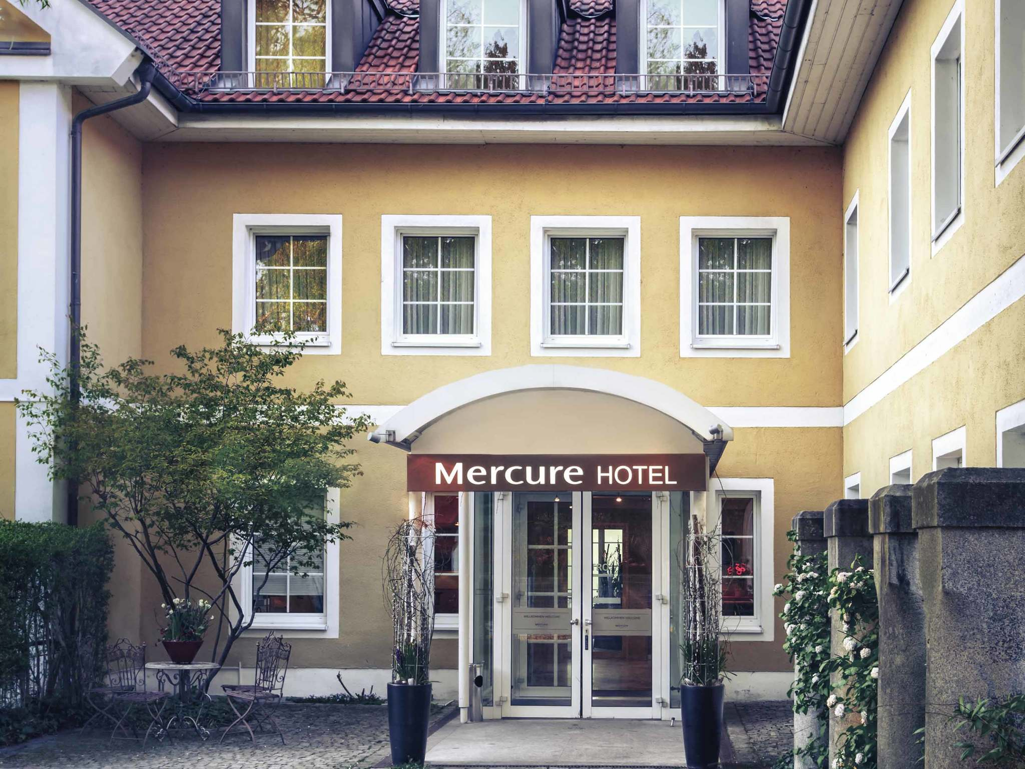 Hotel Mercure Munich Airport Aufkirchen