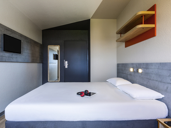 Rooms - ibis budget Paris Porte d'Italie West
