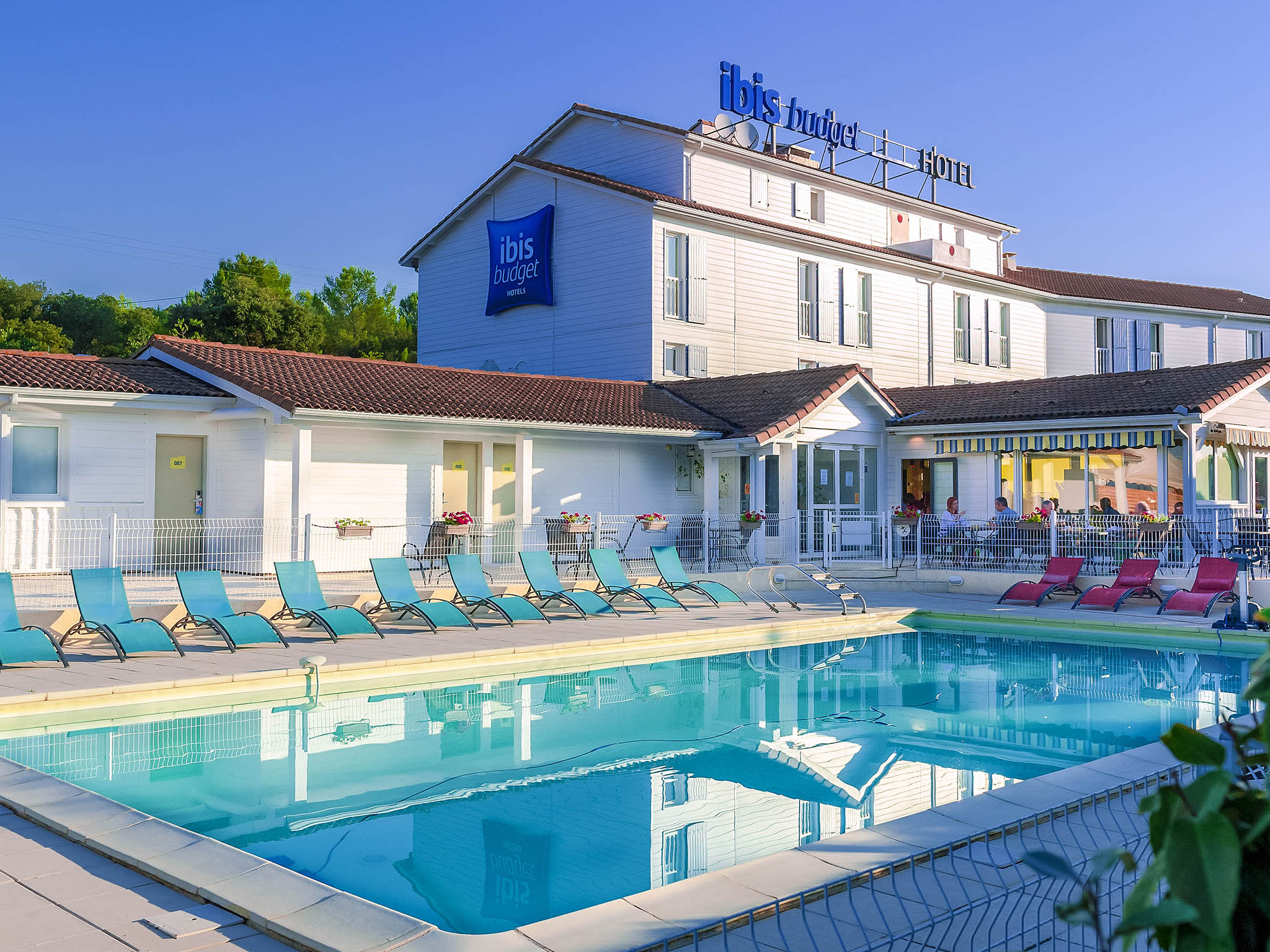 ホテル – ibis budget Nîmes Est Marguerittes