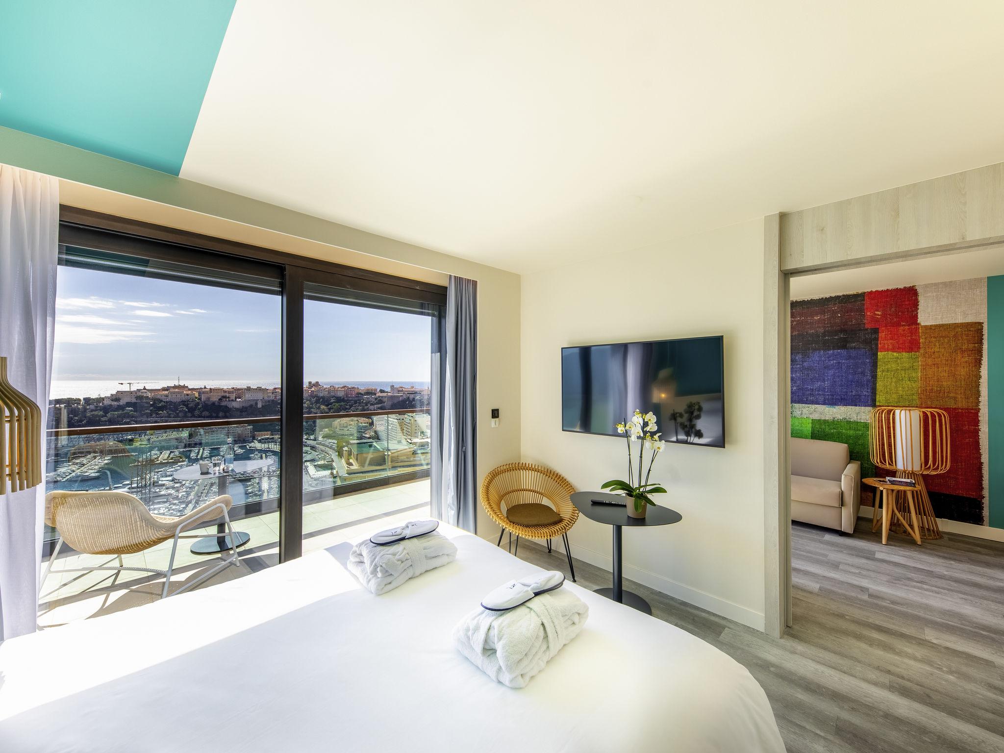 Hotell – Novotel Monte-Carlo