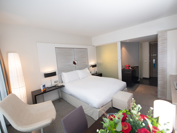 Rooms - Sofitel Brussels Europe