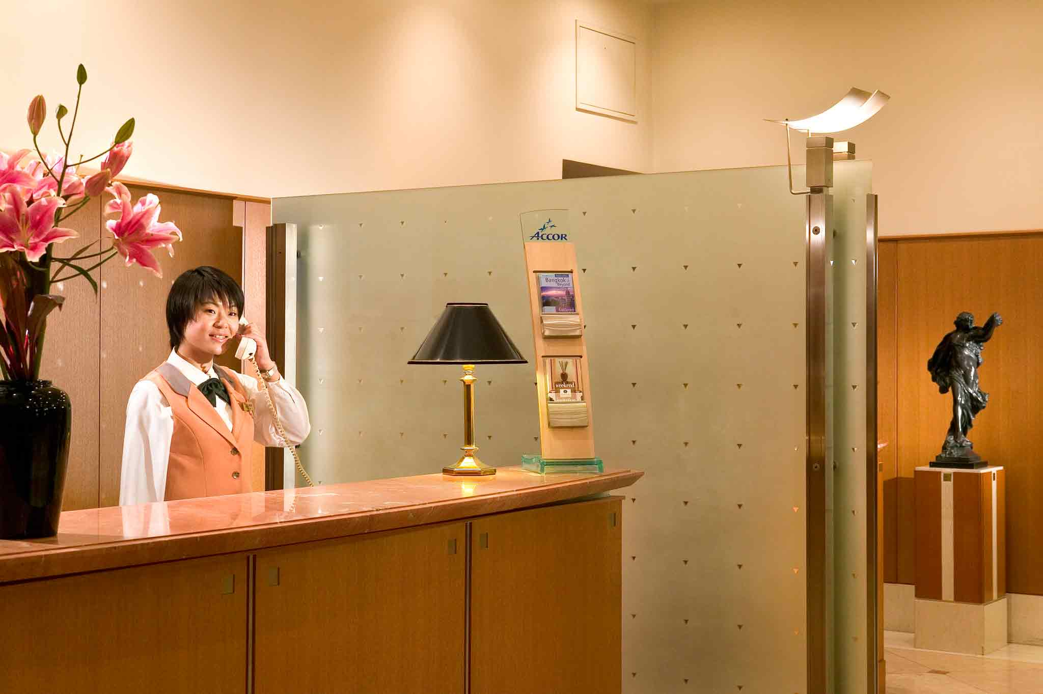 Hôtel - Mercure Nagoya Cypress