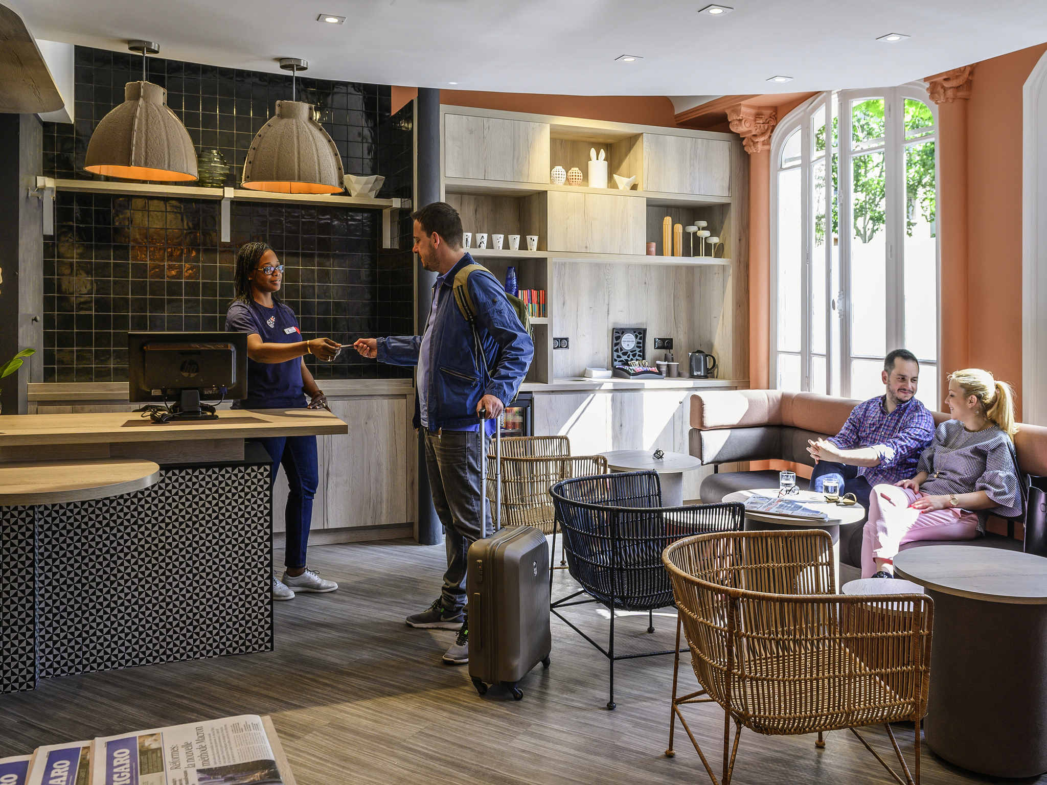Отель — ibis Париж Башня Монпарнас 15 округ