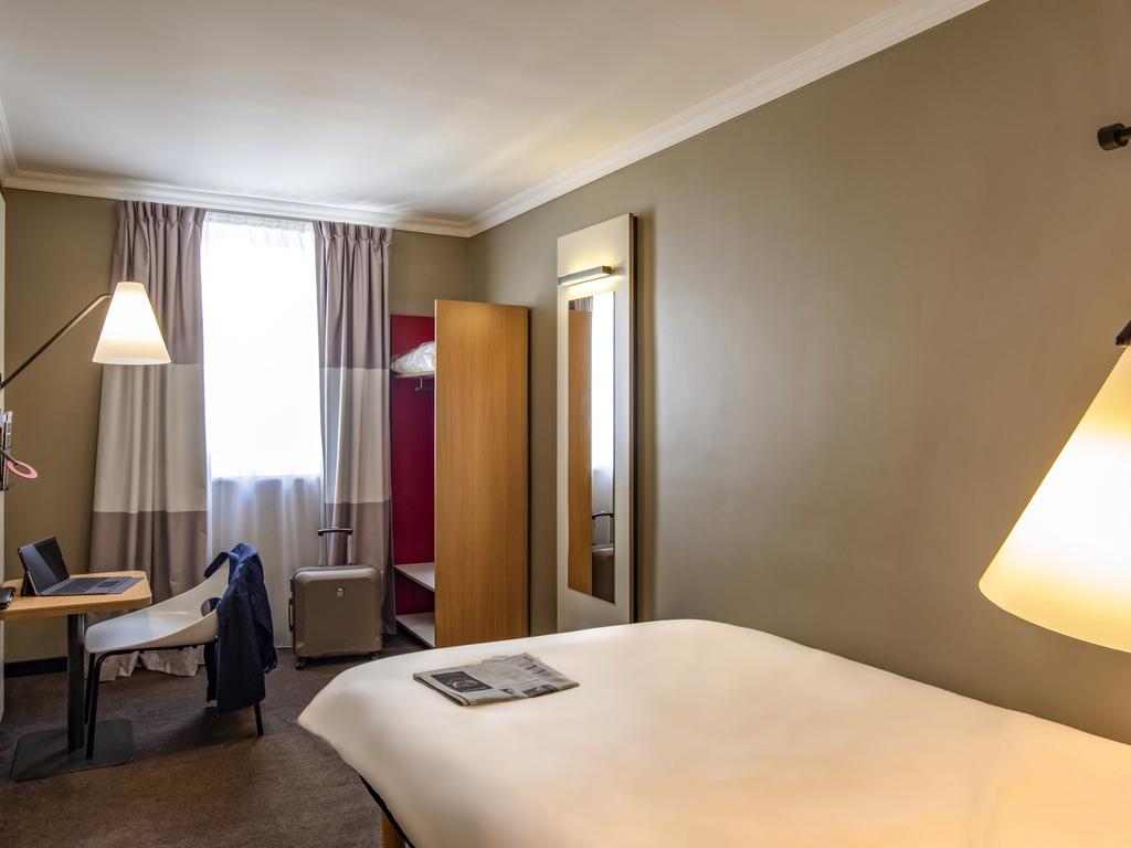 Hotel pas cher paris ibis paris tour montparnasse 15 me for Hotel pas cher paris 14e