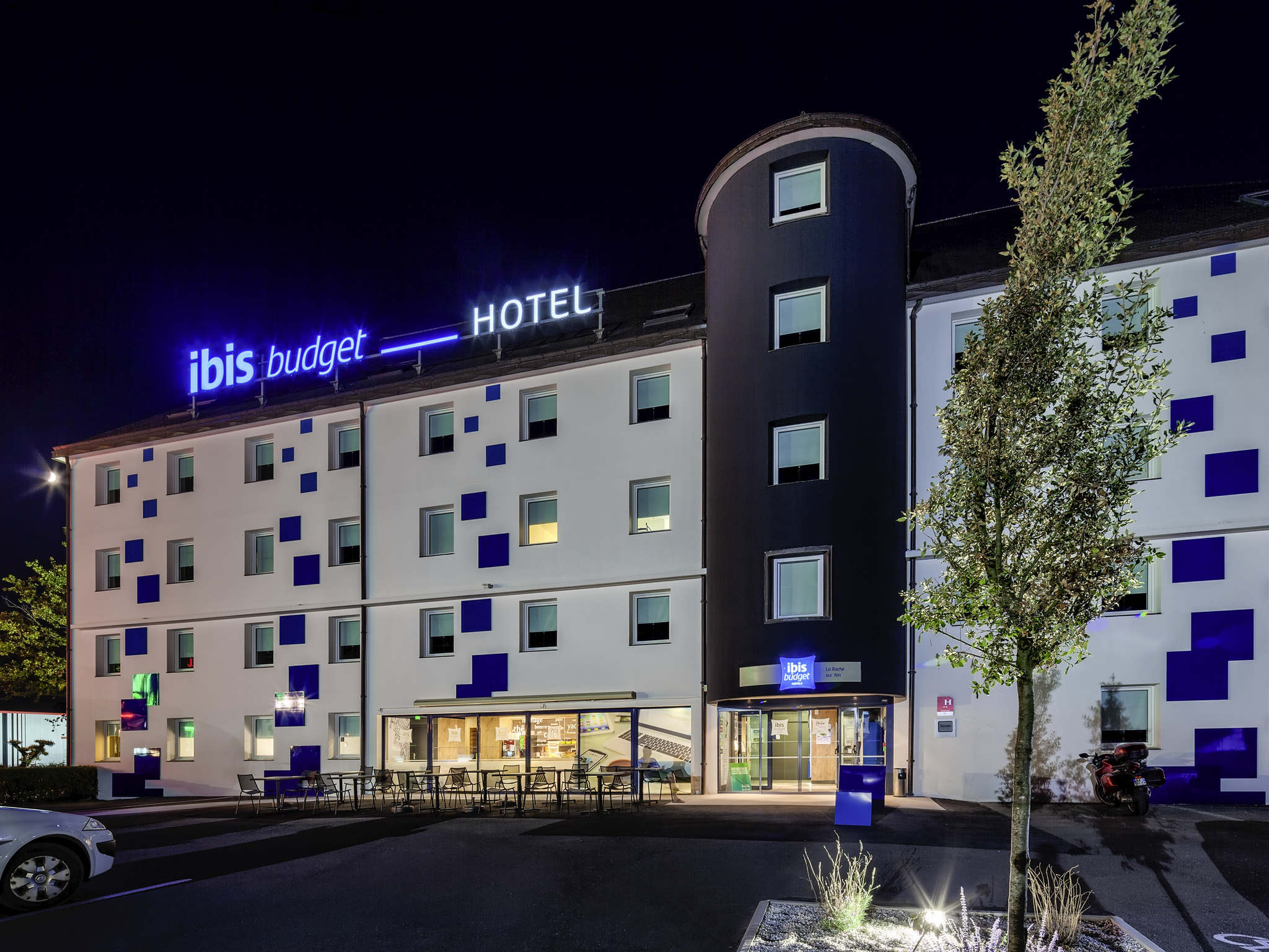 酒店 – ibis budget La Roche-sur-Yon