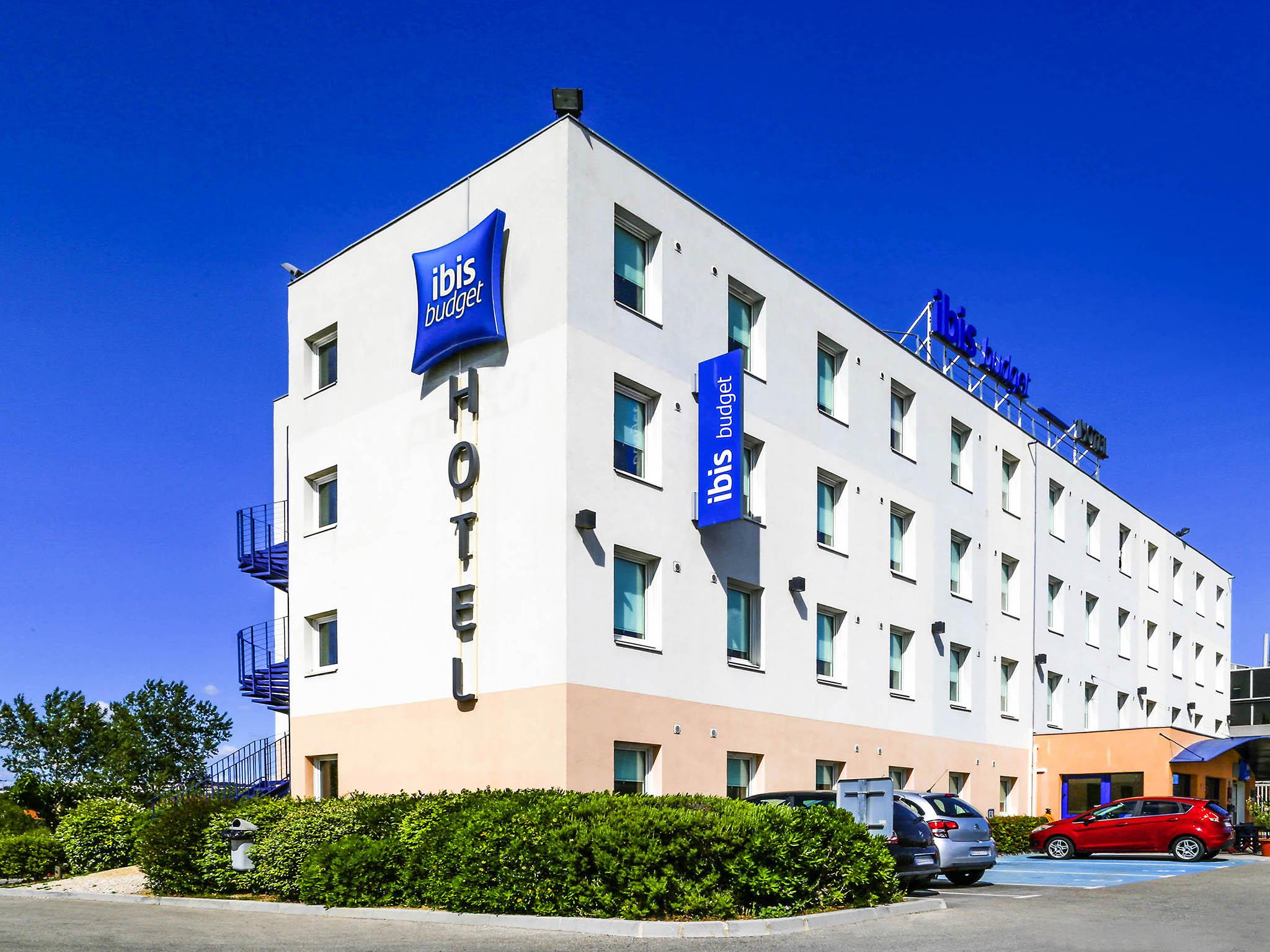 Отель — ibis budget Марсель Витроль