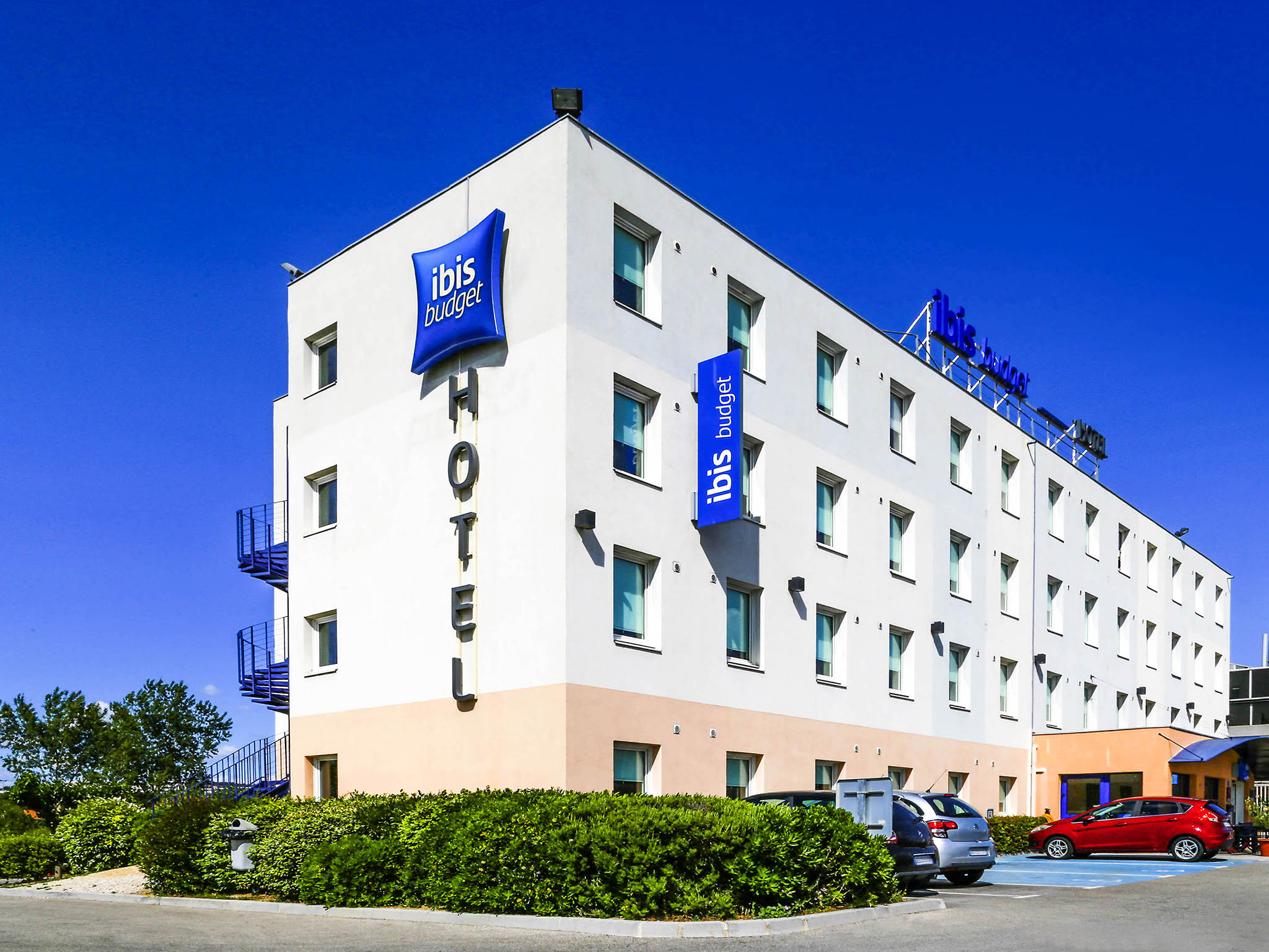 Hotel – ibis budget Marsella Vitrolles