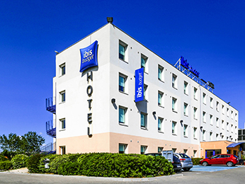 Ibis budget marseille vitrolles in Vitrolles