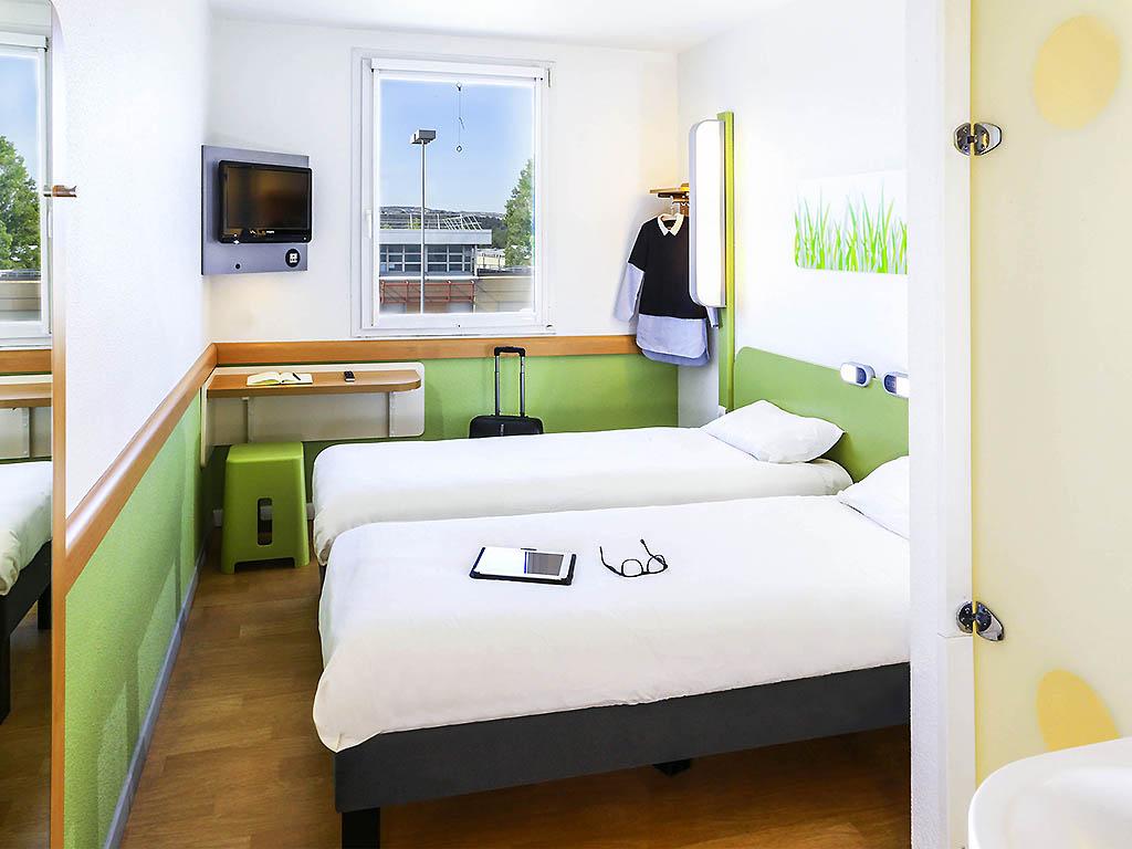 pilgo ibis budget marseille vitrolles a vitrolles. Black Bedroom Furniture Sets. Home Design Ideas