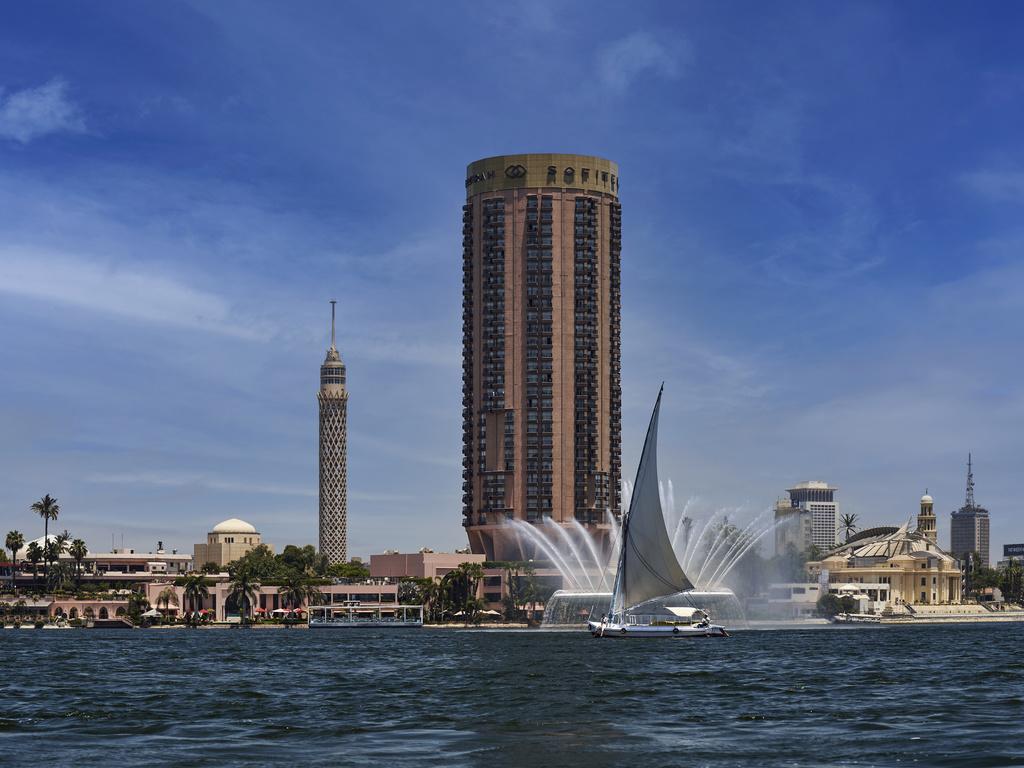 Hotel Rooms in Cairo  Sheraton Cairo Hotel amp Casino