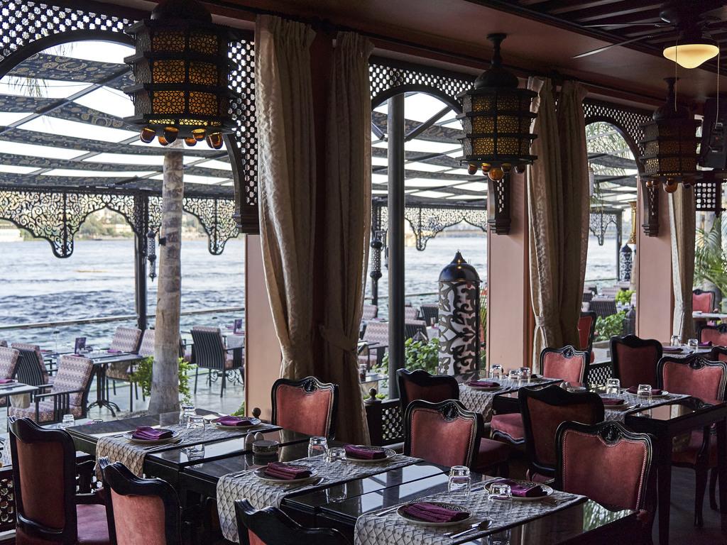 La Palmeraie Moroccan Restaurant Cairo Restaurants By Accor