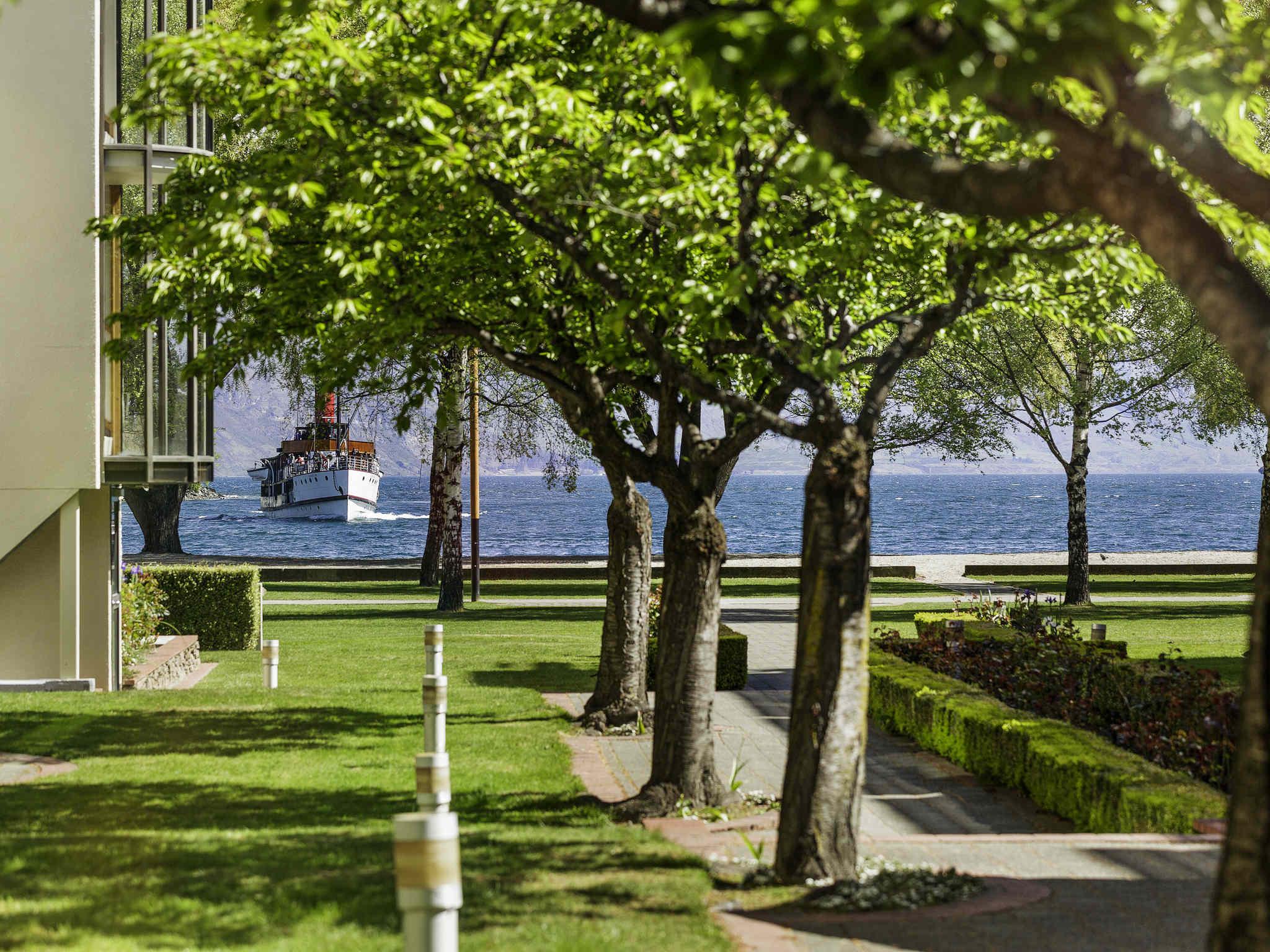 酒店 – 昆斯敦湖畔诺富特酒店