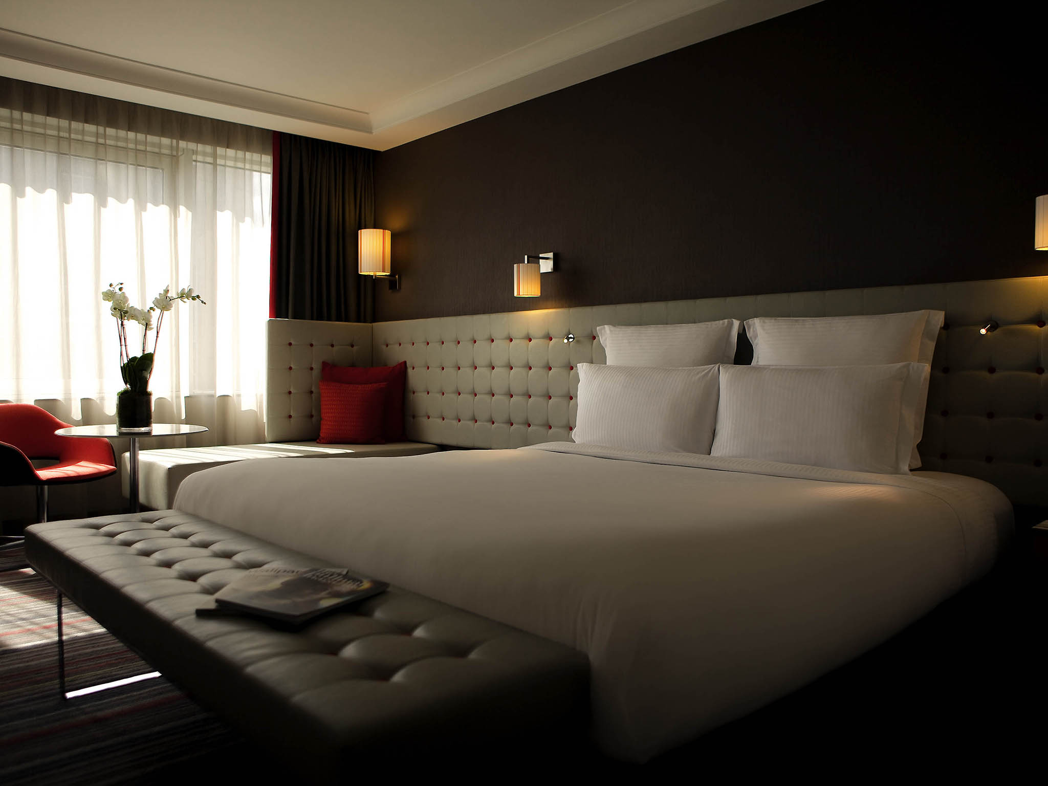 Hotel london cheap internet rates for kings cross hotels in london -  Rooms Pullman London St Pancras