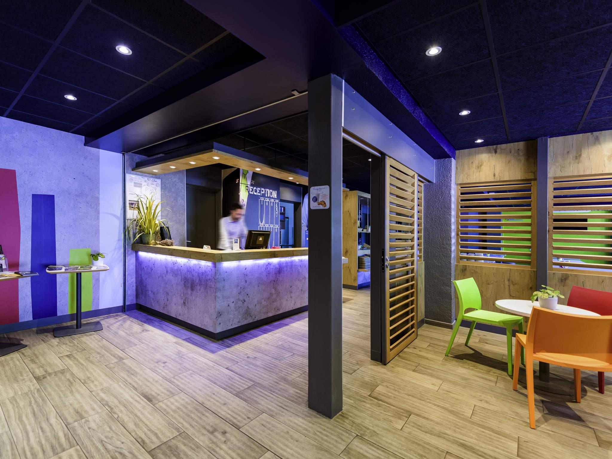 酒店 – ibis budget Avignon Nord Le Pontet