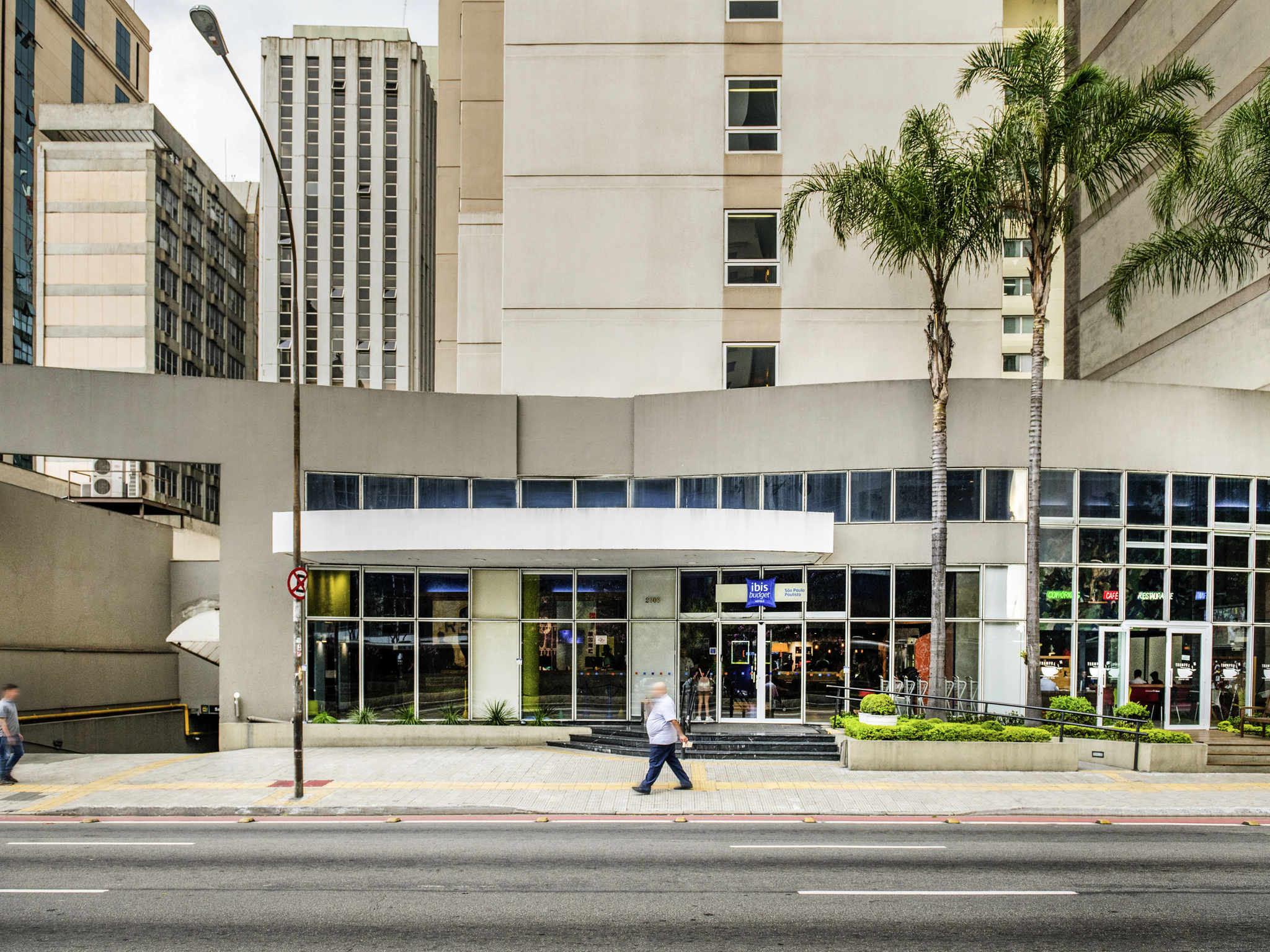 Hotel - ibis budget São Paulo Paulista