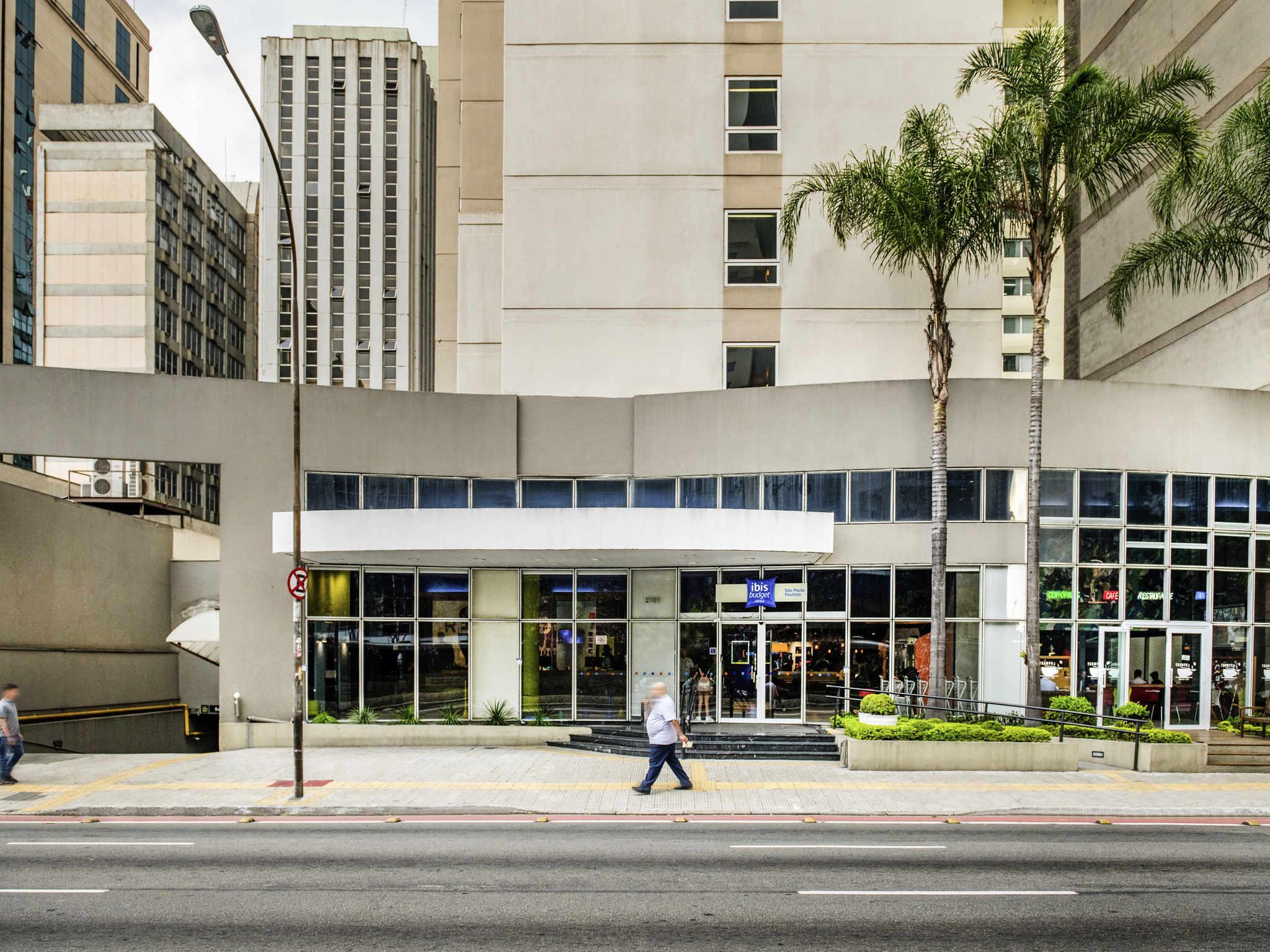 Отель — ibis budget Сан-Паулу Паулиста
