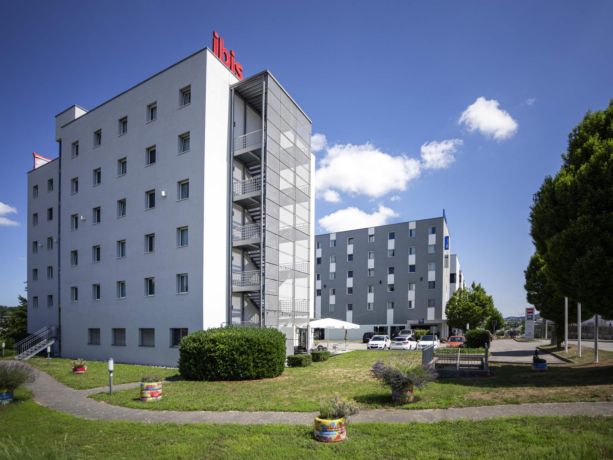 โรงแรม – ibis Fribourg